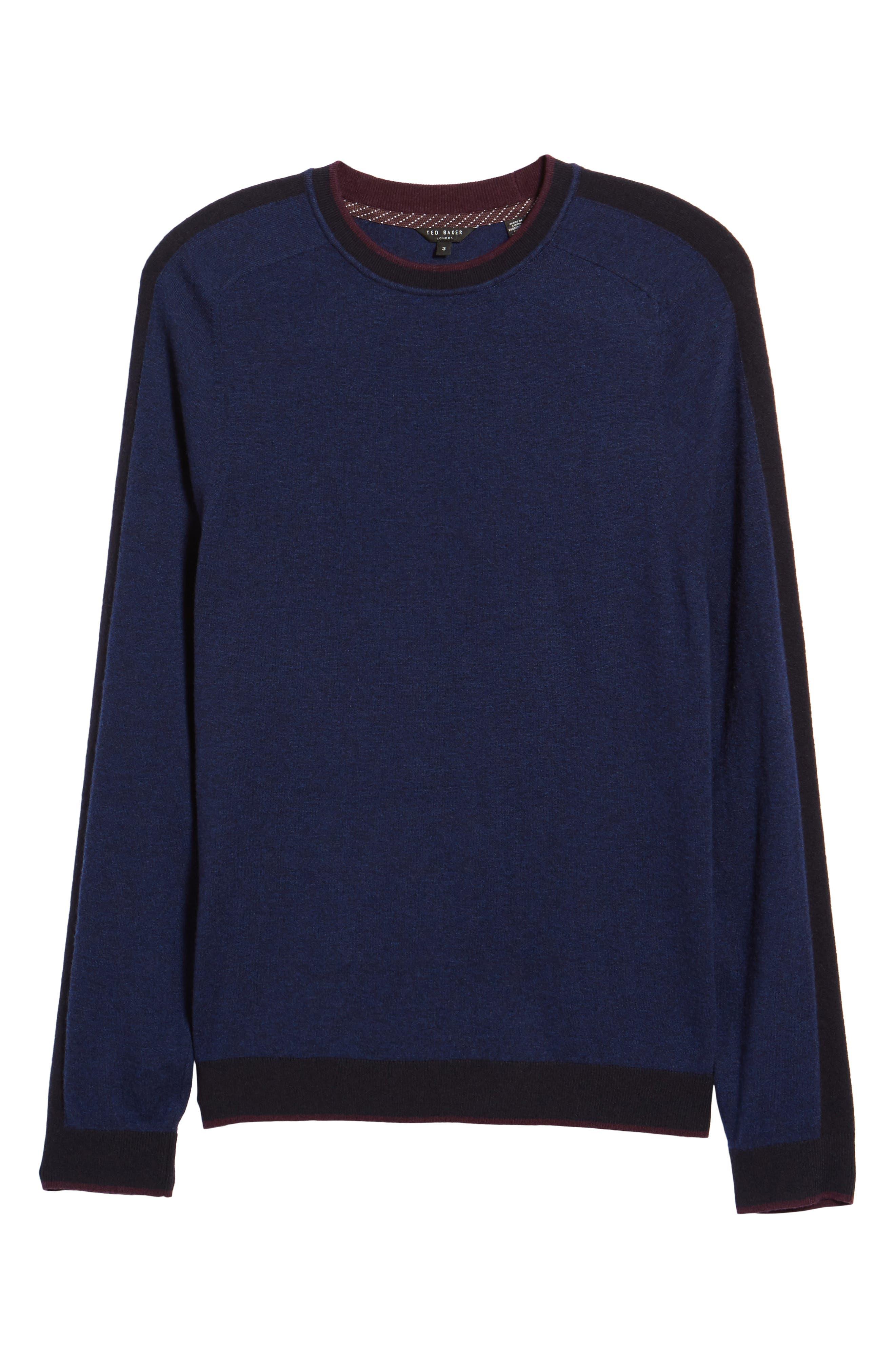 Norpol Crewneck Sweater,                             Alternate thumbnail 23, color,