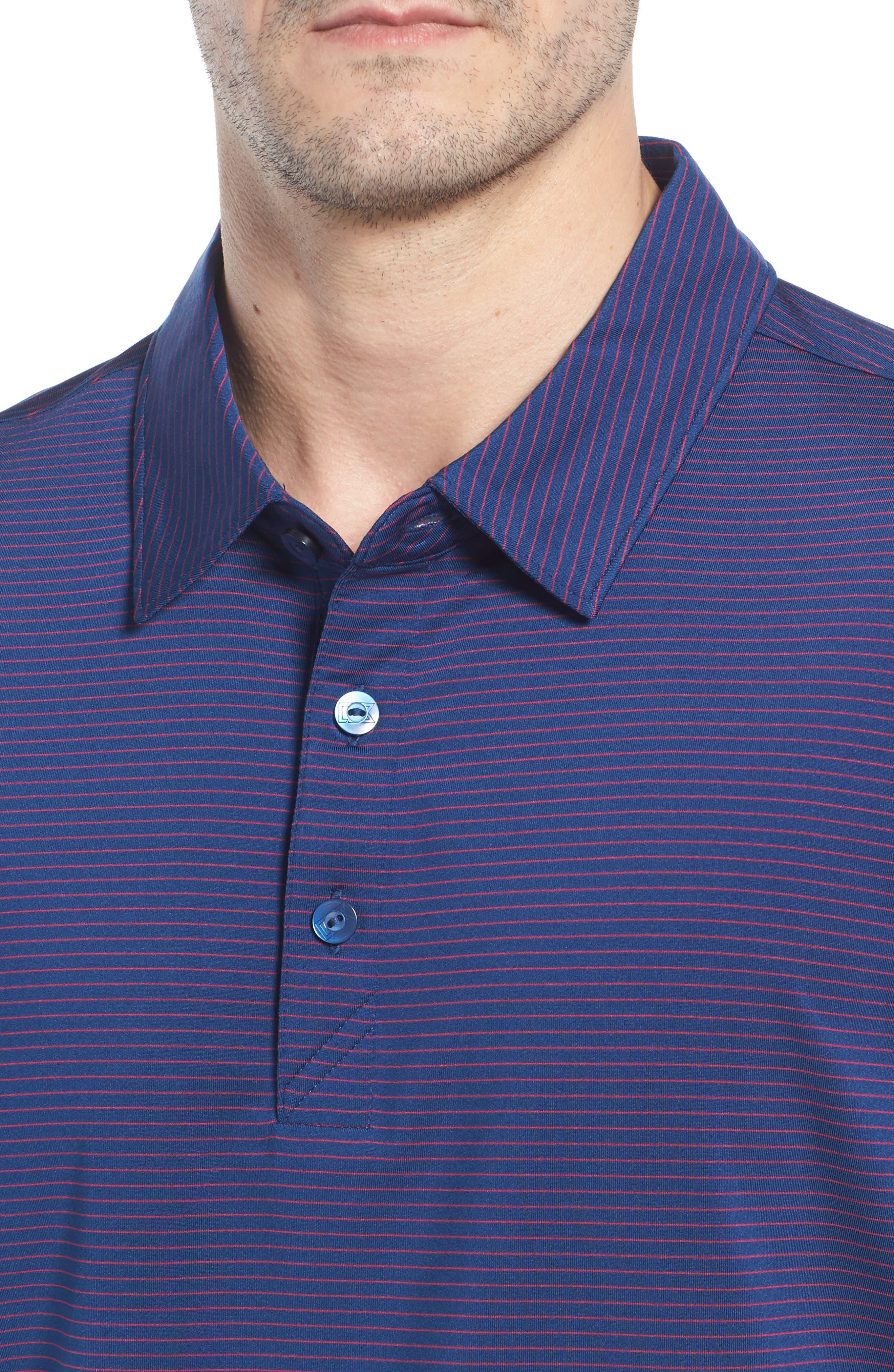 Samish Stripe DryTec Polo,                             Alternate thumbnail 22, color,