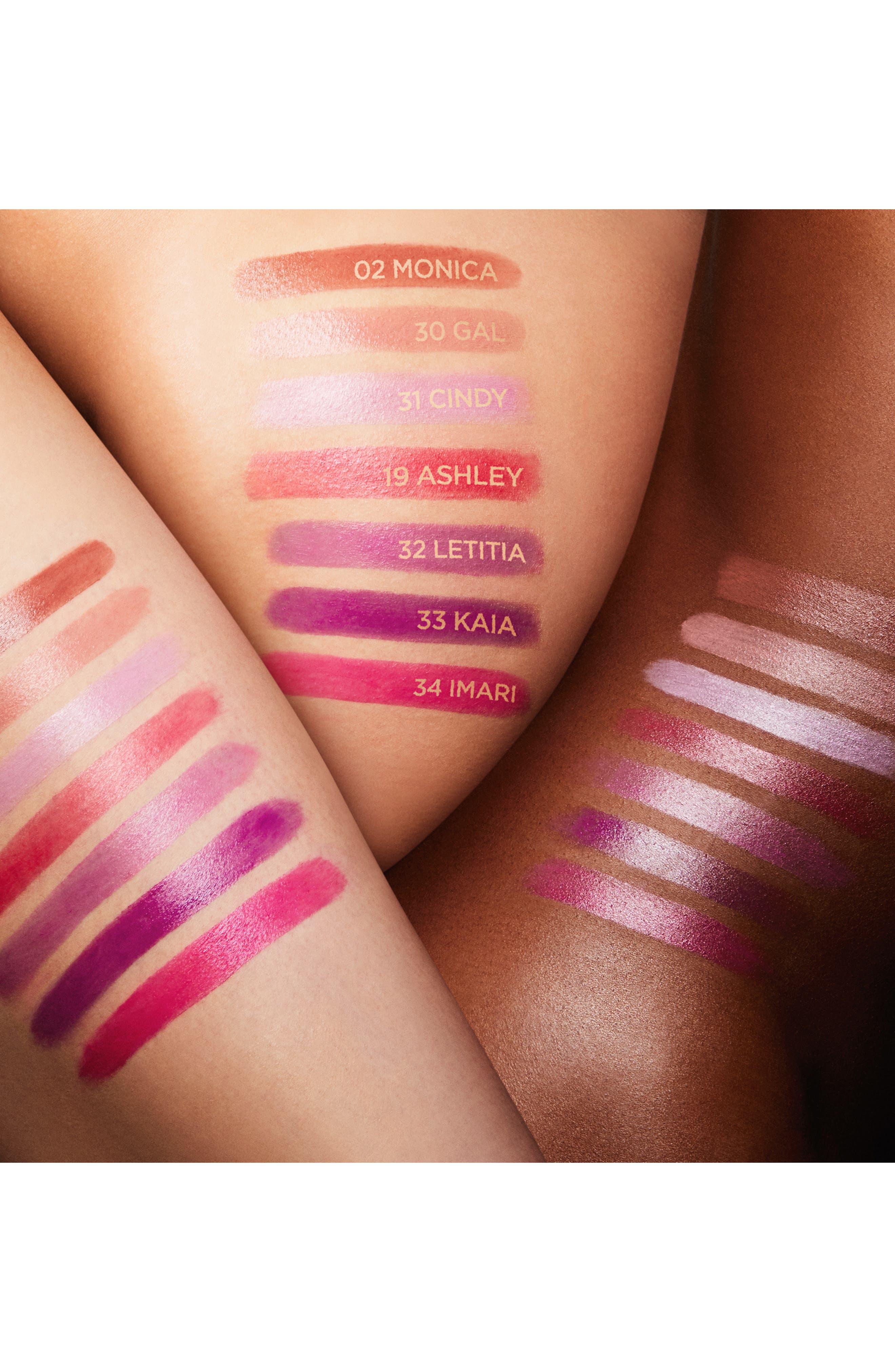 Boys & Girls Lip Color - The Girls,                             Alternate thumbnail 2, color,                             MONICA/ ULTRA-RICH