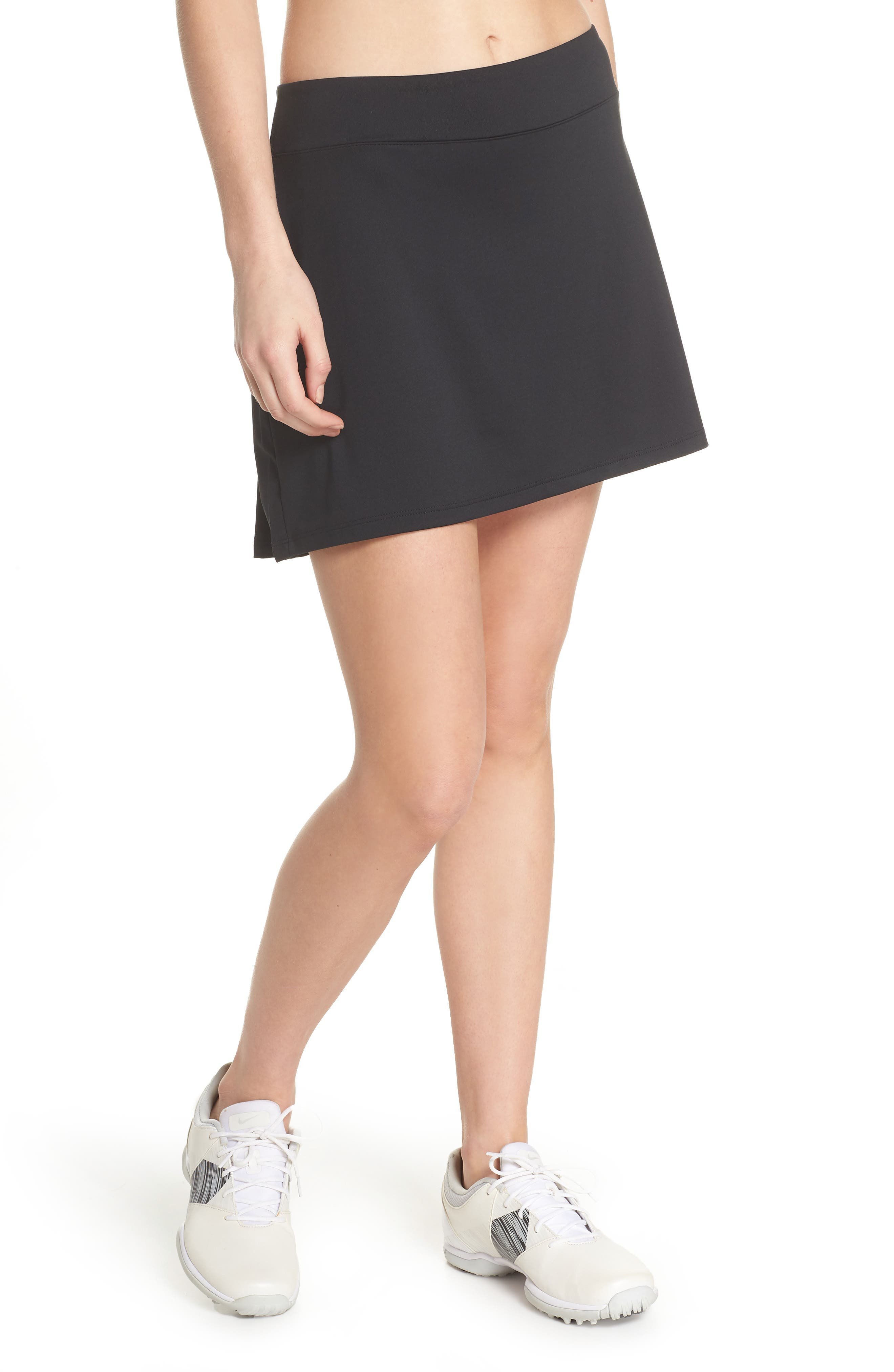 Flex Golf Skort,                             Main thumbnail 1, color,                             010