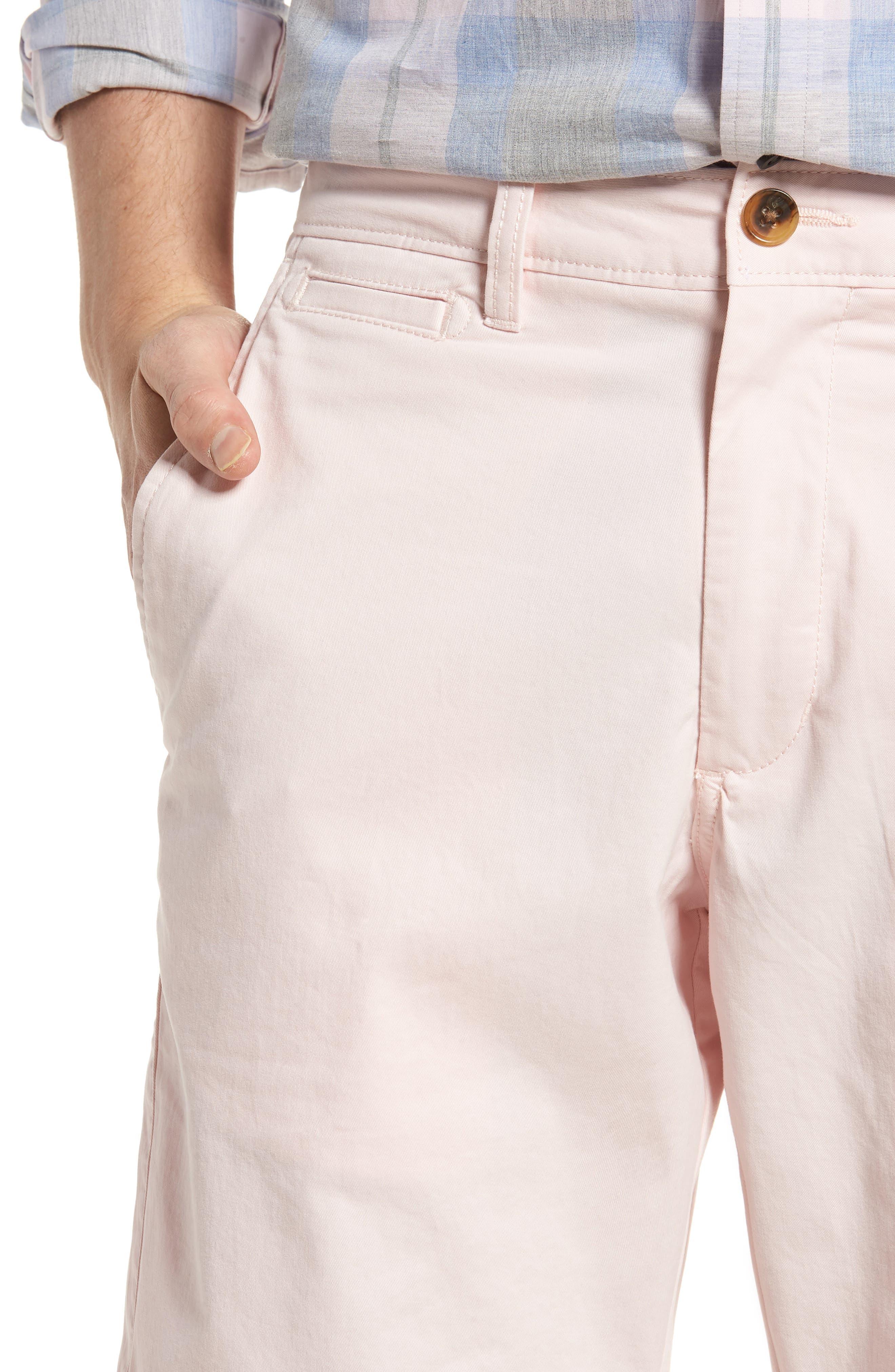 Ballard Slim Fit Stretch Chino 11-Inch Shorts,                             Alternate thumbnail 63, color,