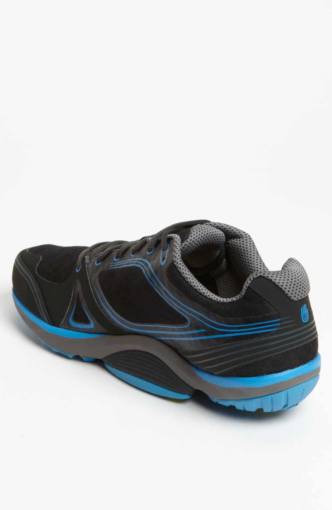 'TevaSphere Speed' Trail Running Shoe,                             Alternate thumbnail 2, color,                             001