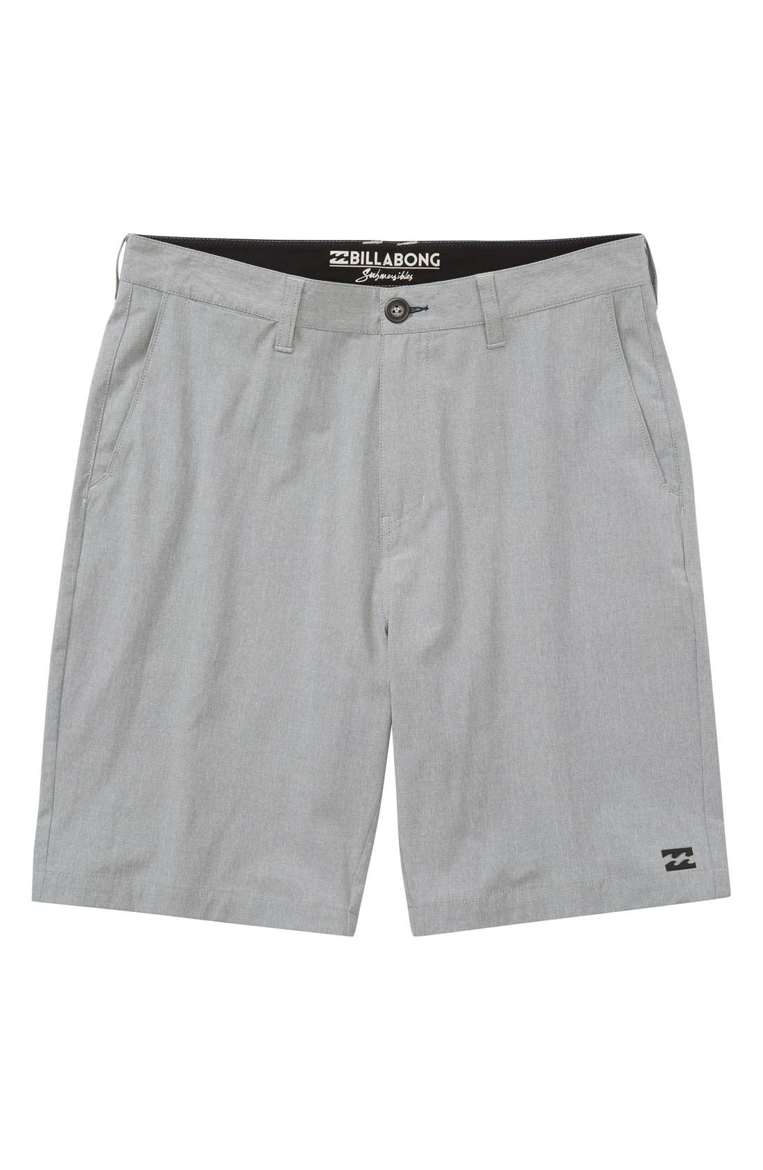 Crossfire X Submersible Hybrid Shorts,                             Main thumbnail 6, color,