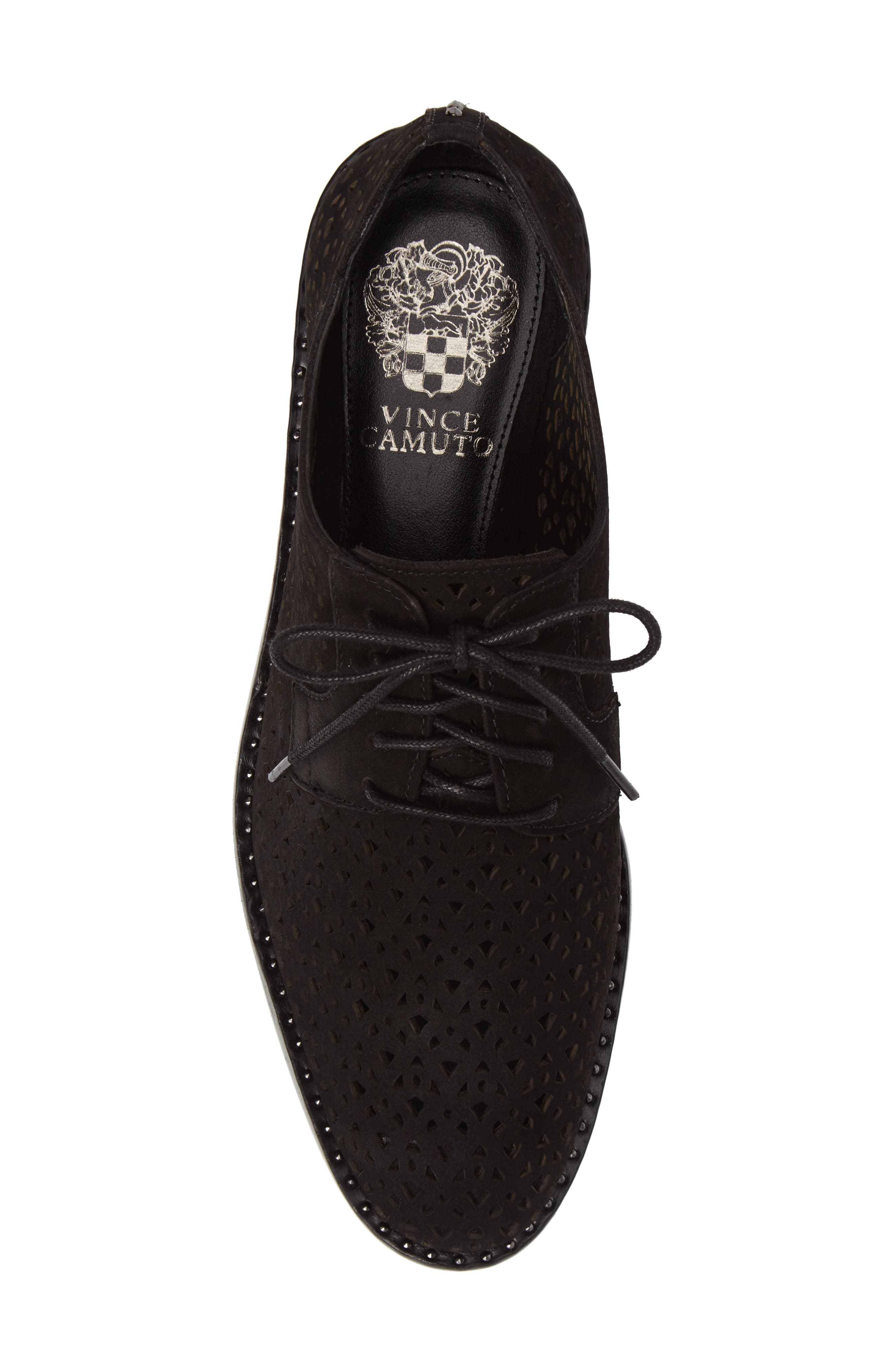 Lesta Geo Perforated Oxford,                             Alternate thumbnail 5, color,                             001