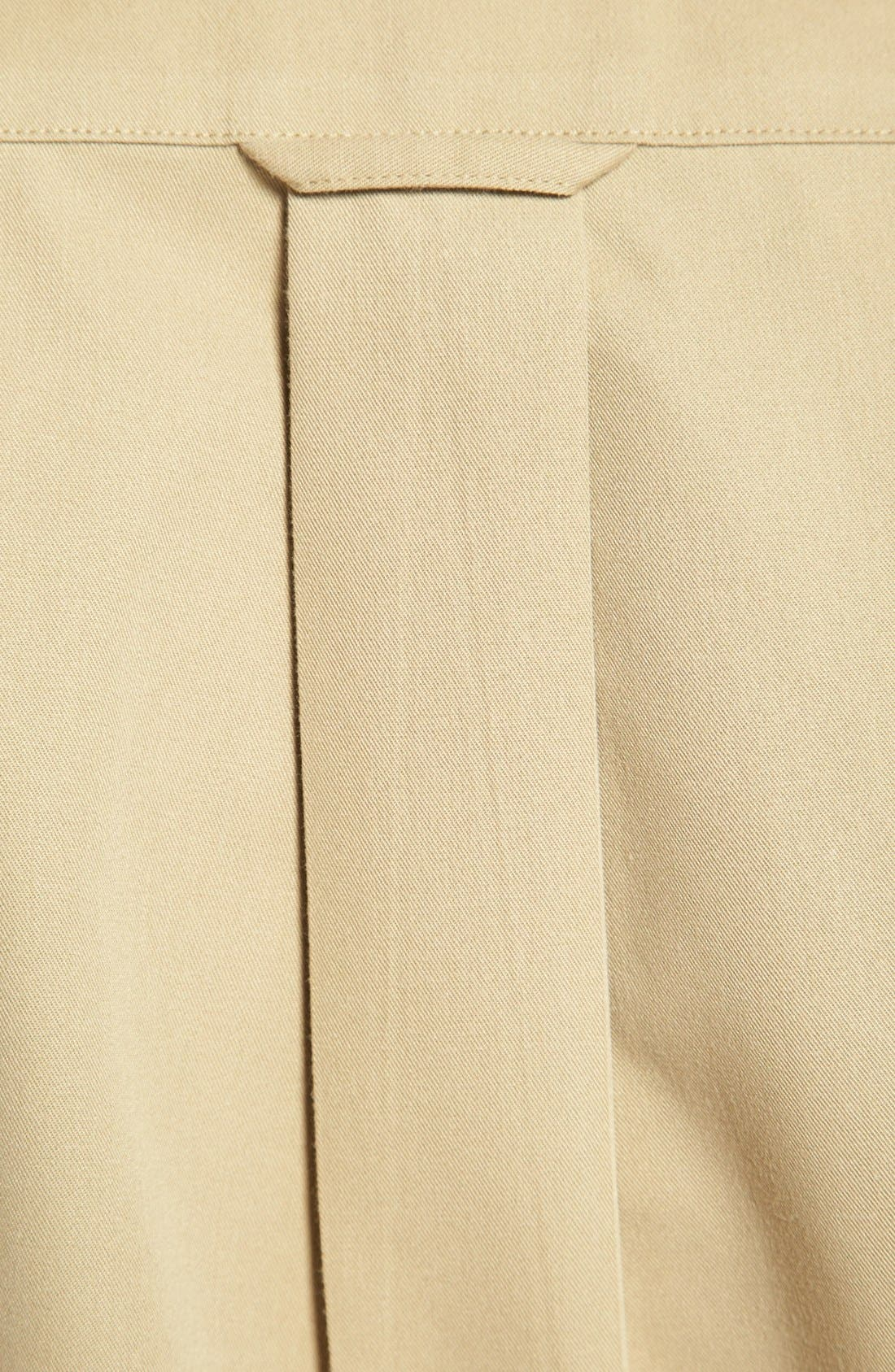 Smartcare<sup>™</sup> Traditional Fit Twill Boat Shirt,                             Alternate thumbnail 50, color,