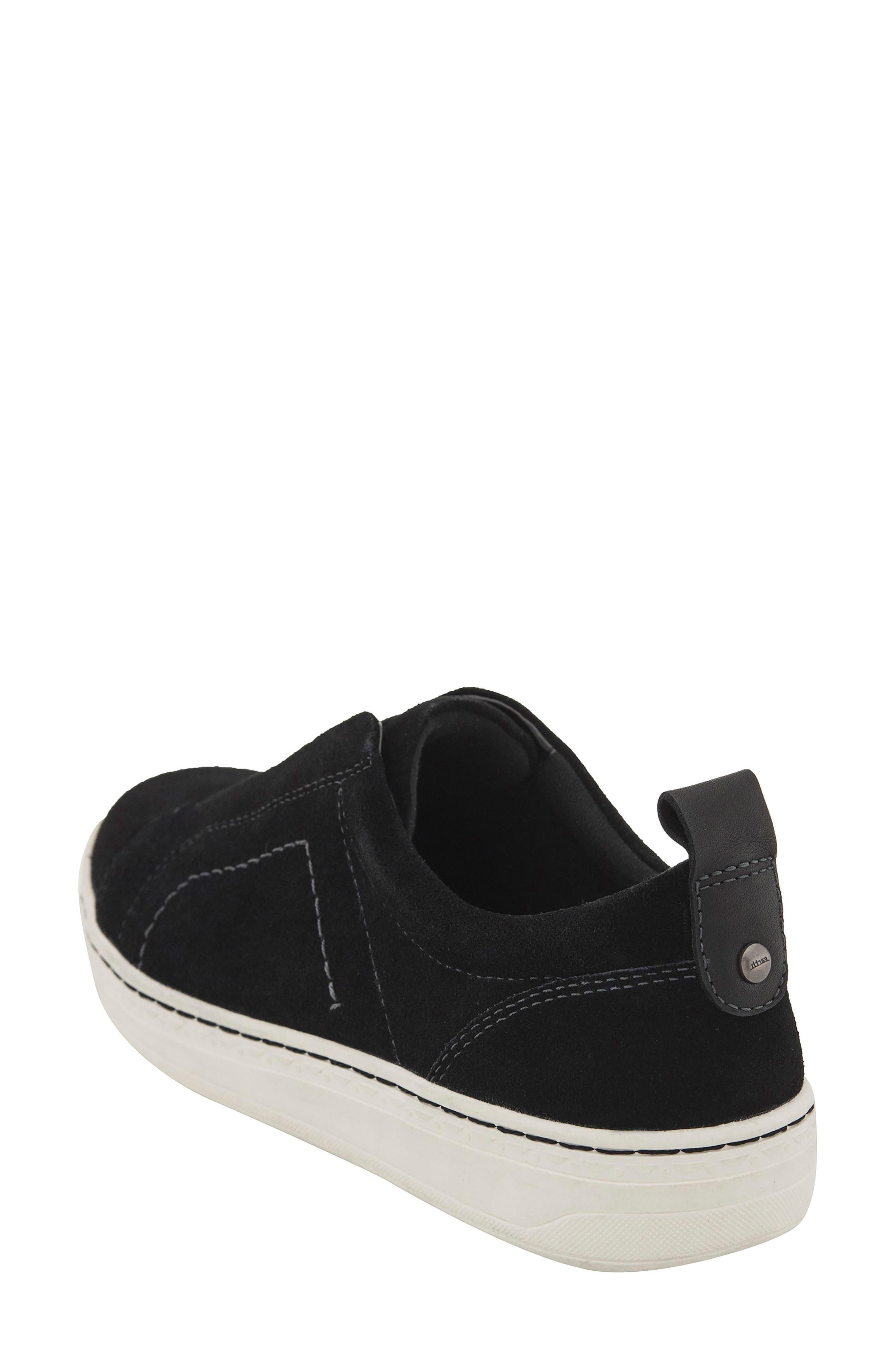 Zetta Slip-On Sneaker,                             Alternate thumbnail 4, color,