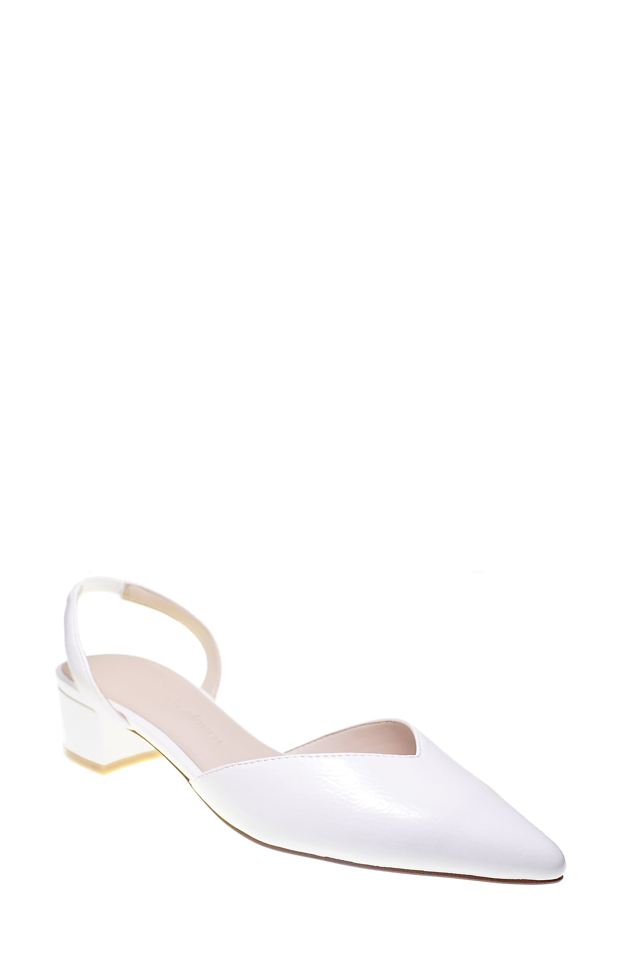Cupcakes And Cashmere Laralee Pump- White
