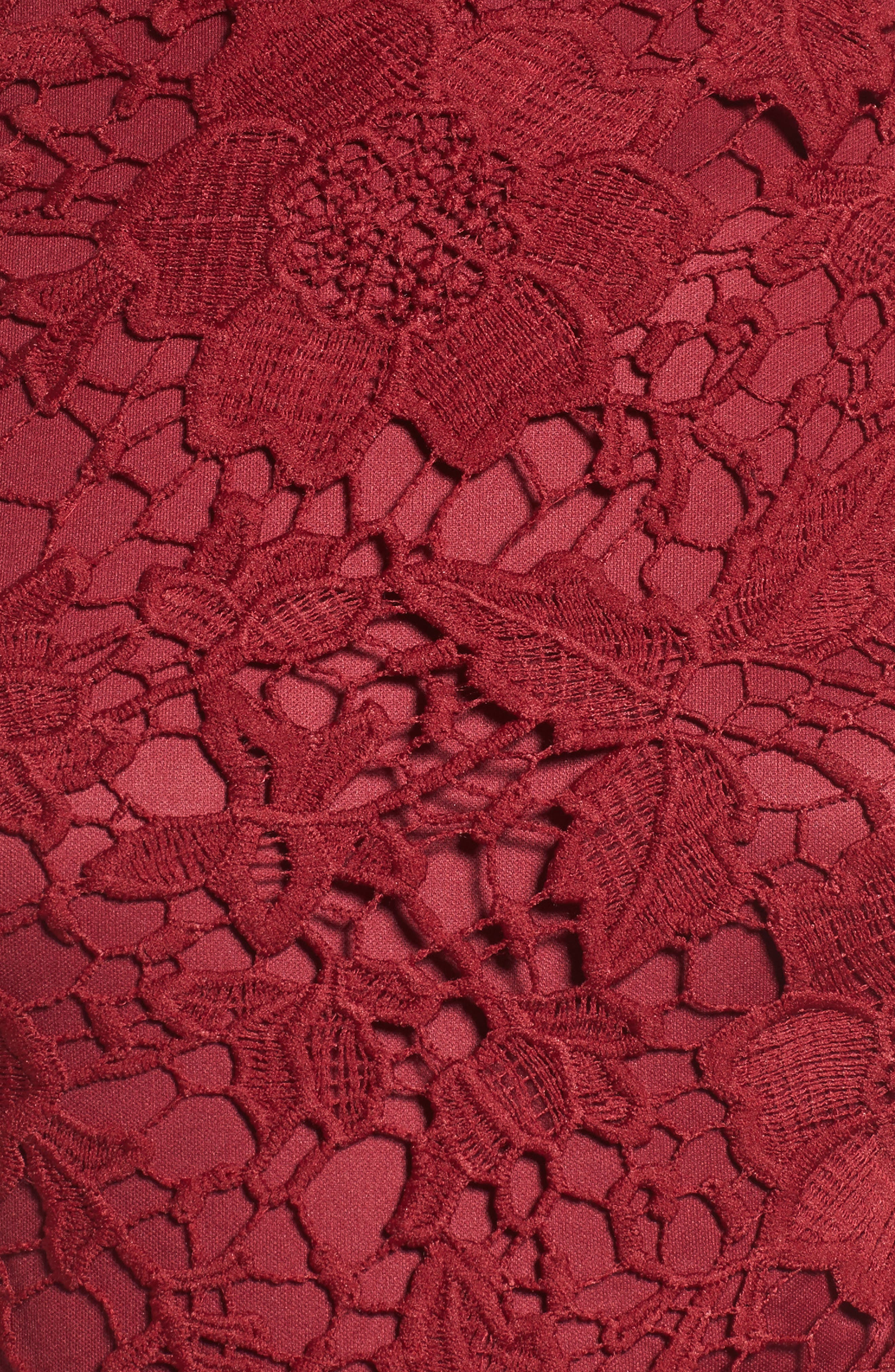 'Samantha' Lace Dress,                             Alternate thumbnail 30, color,