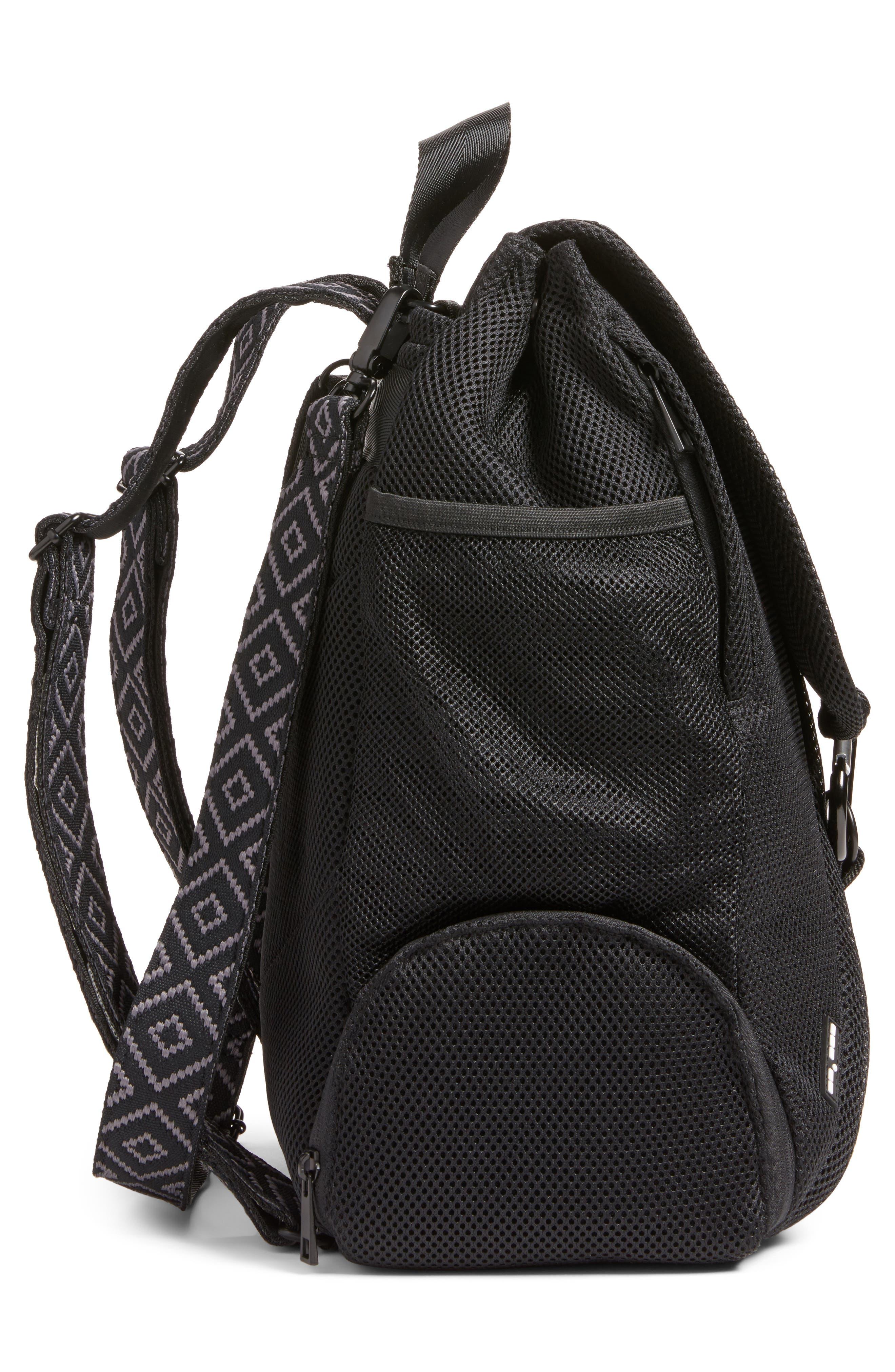 Water Resistant Backpack,                             Alternate thumbnail 5, color,                             001