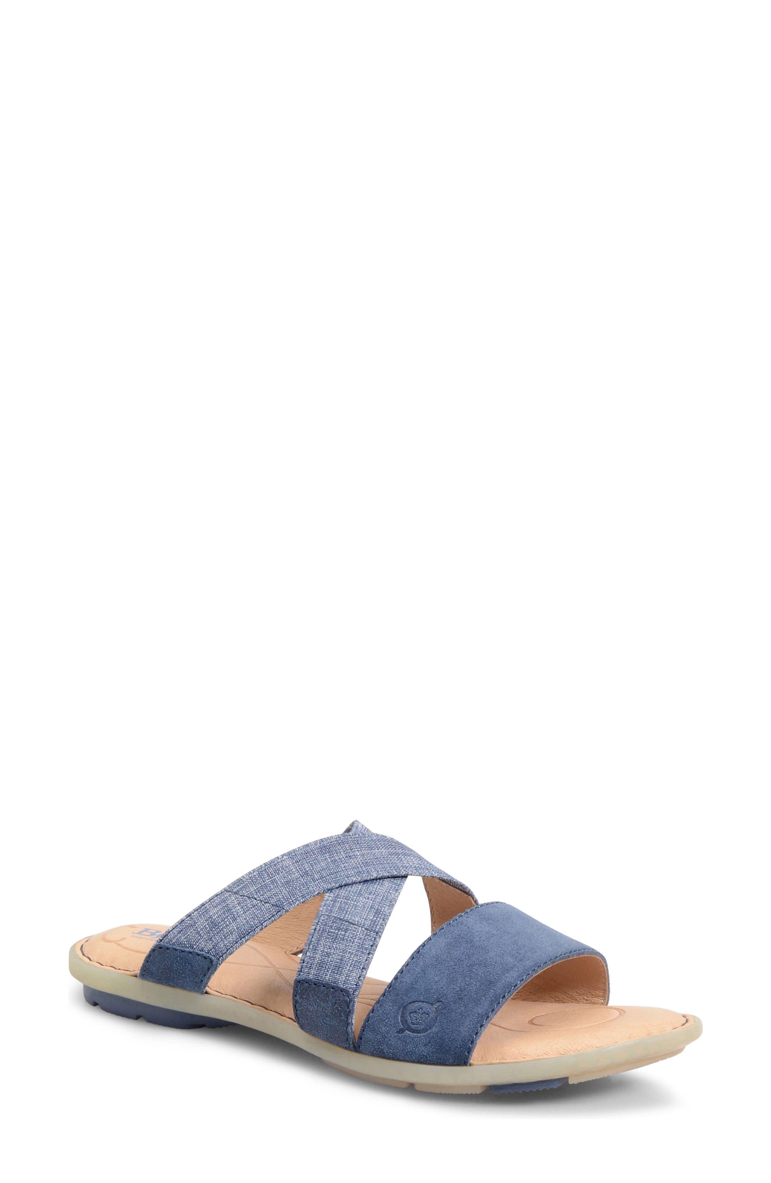 Tidore Slide Sandal,                             Main thumbnail 4, color,