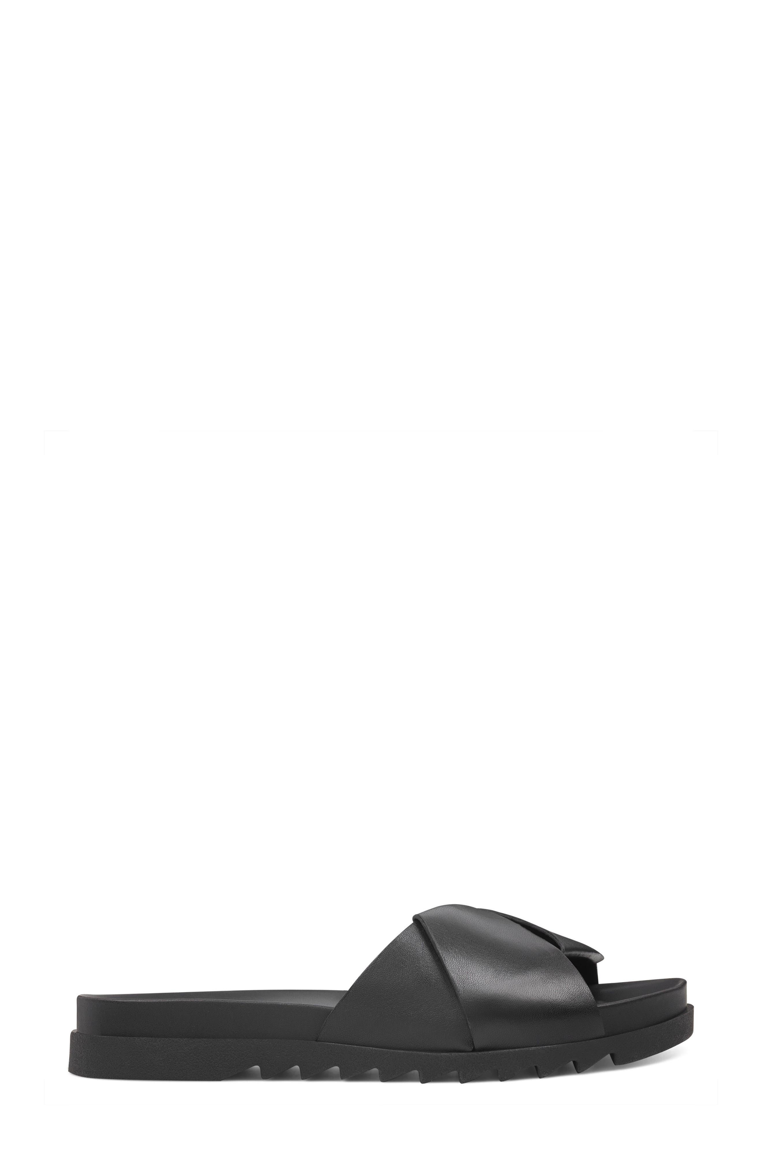 Furaish Slide Sandal,                             Alternate thumbnail 3, color,                             001