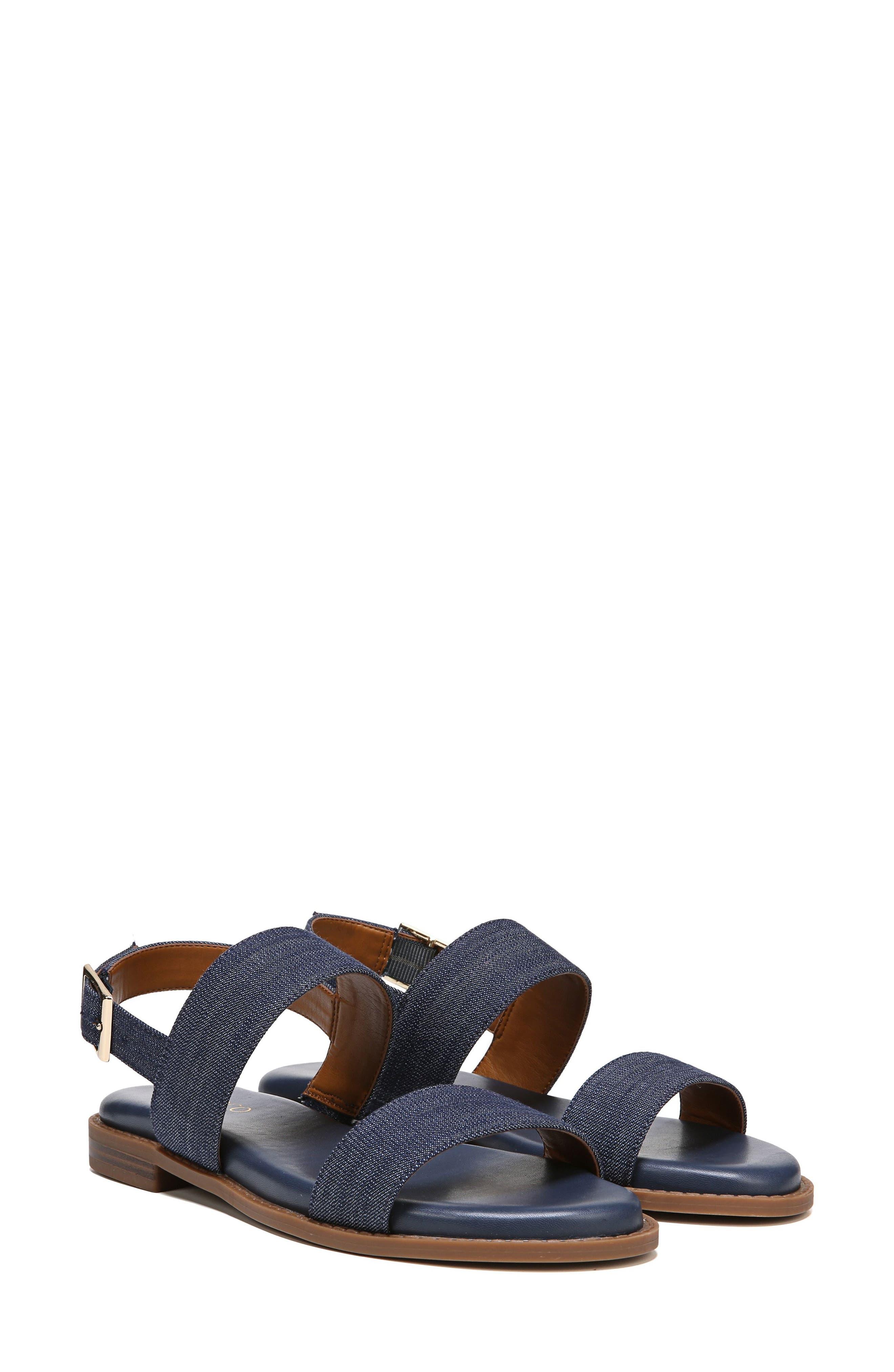 Velocity Sandal,                         Main,                         color, DENIM