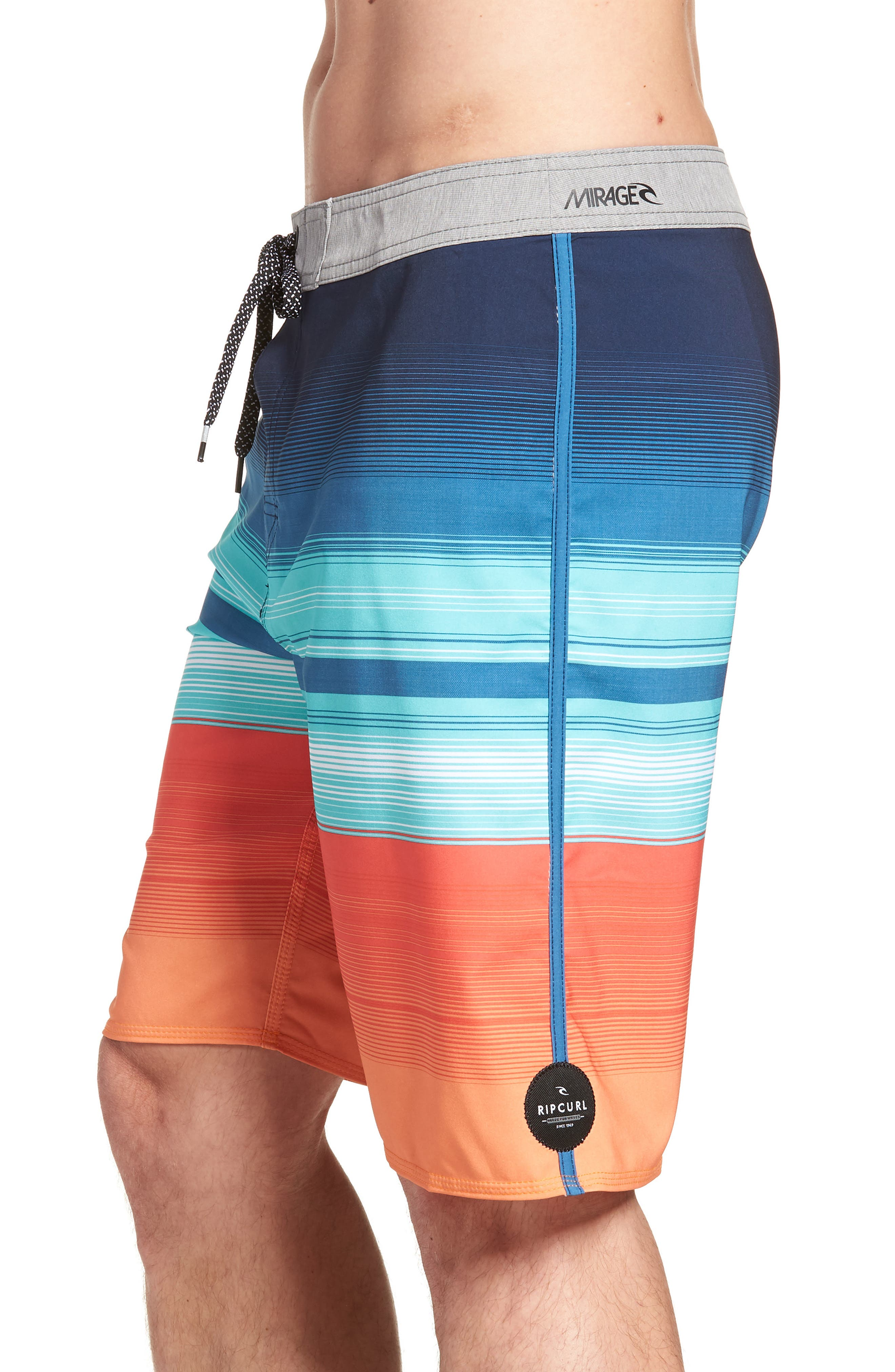 Mirage Accelerate Board Shorts,                             Alternate thumbnail 6, color,