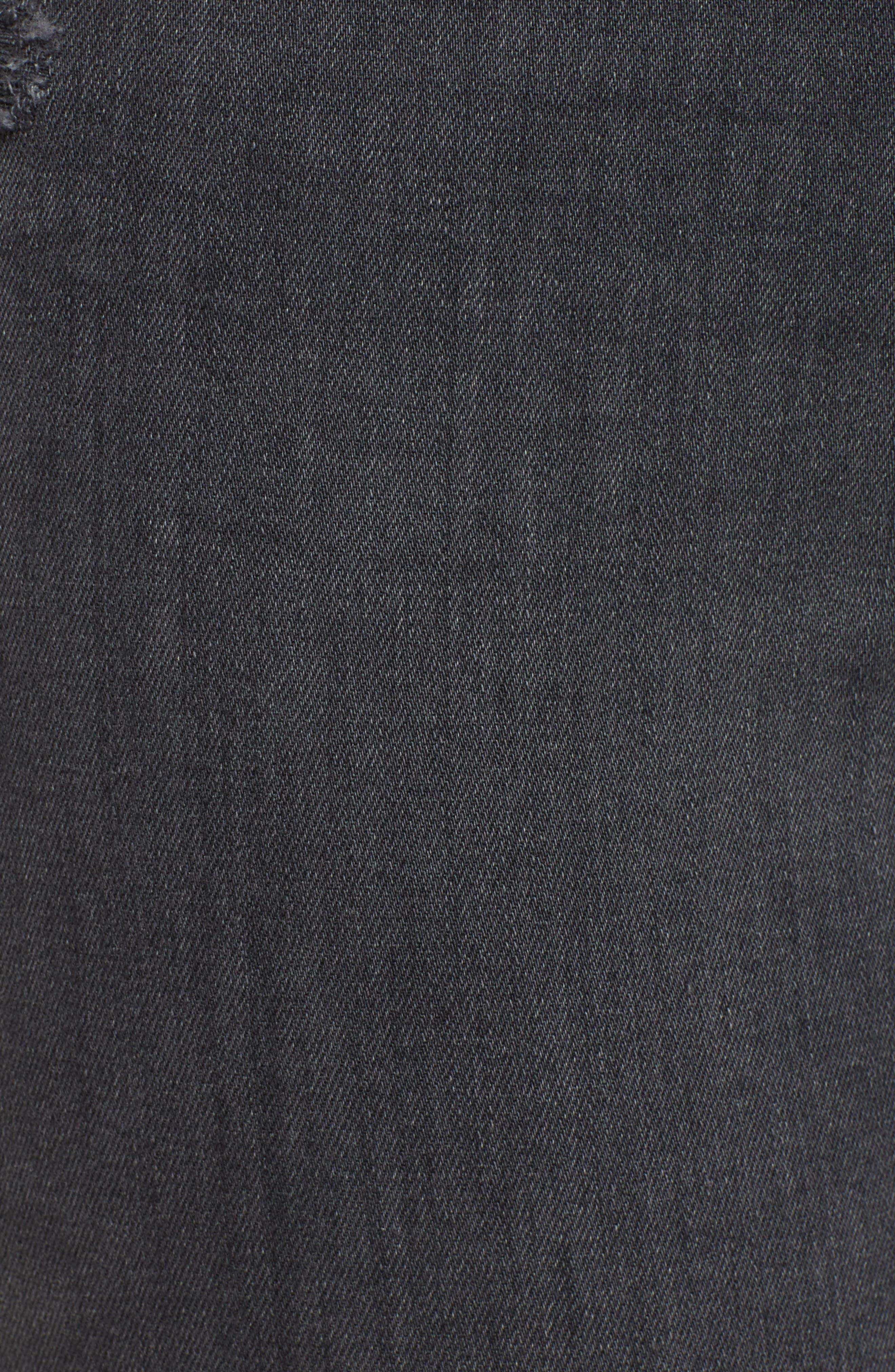 'The Legging' Ankle Super Skinny Jeans,                             Alternate thumbnail 19, color,