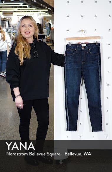Sierra High Waist Ankle Skinny Jeans, sales video thumbnail