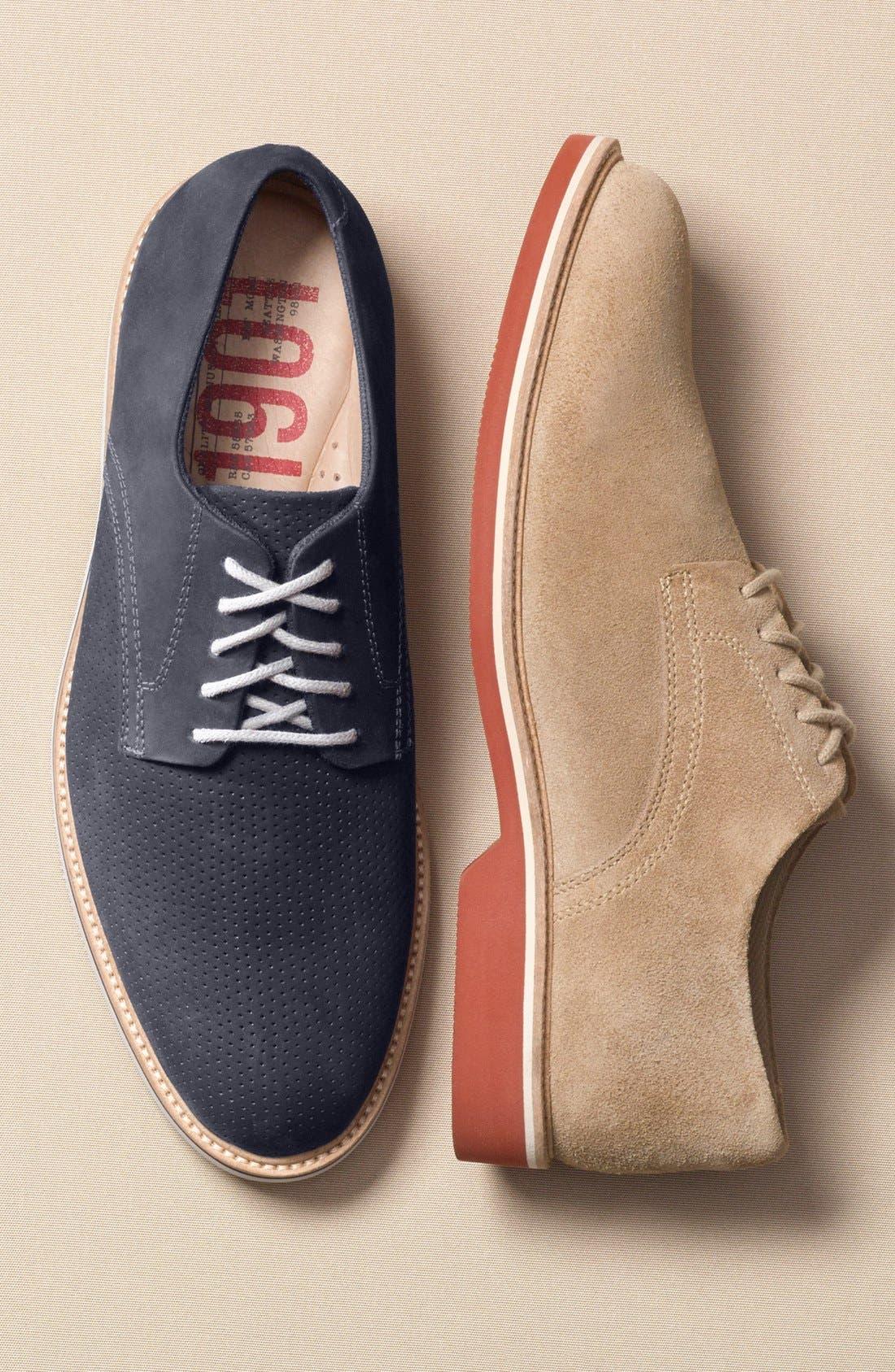 'Richmond' Buck Shoe, Main, color, 212