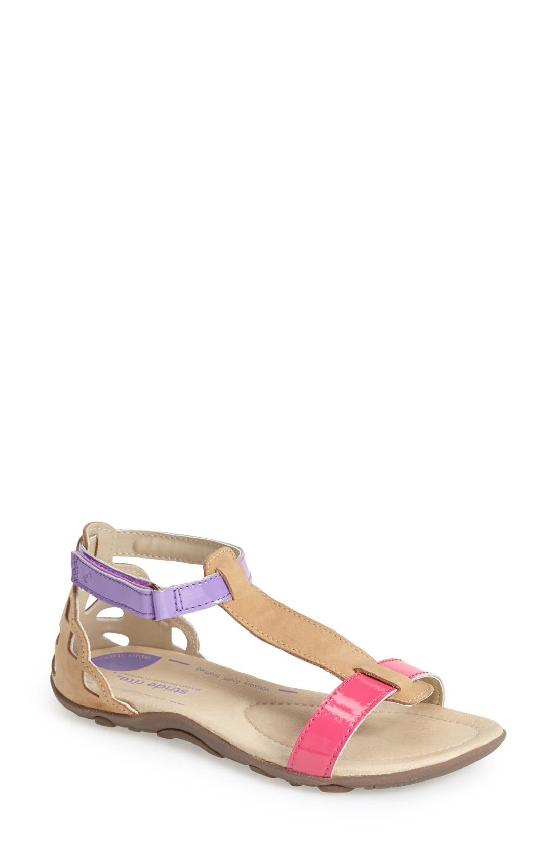 'Poet SRT' Sandal,                         Main,                         color, 236