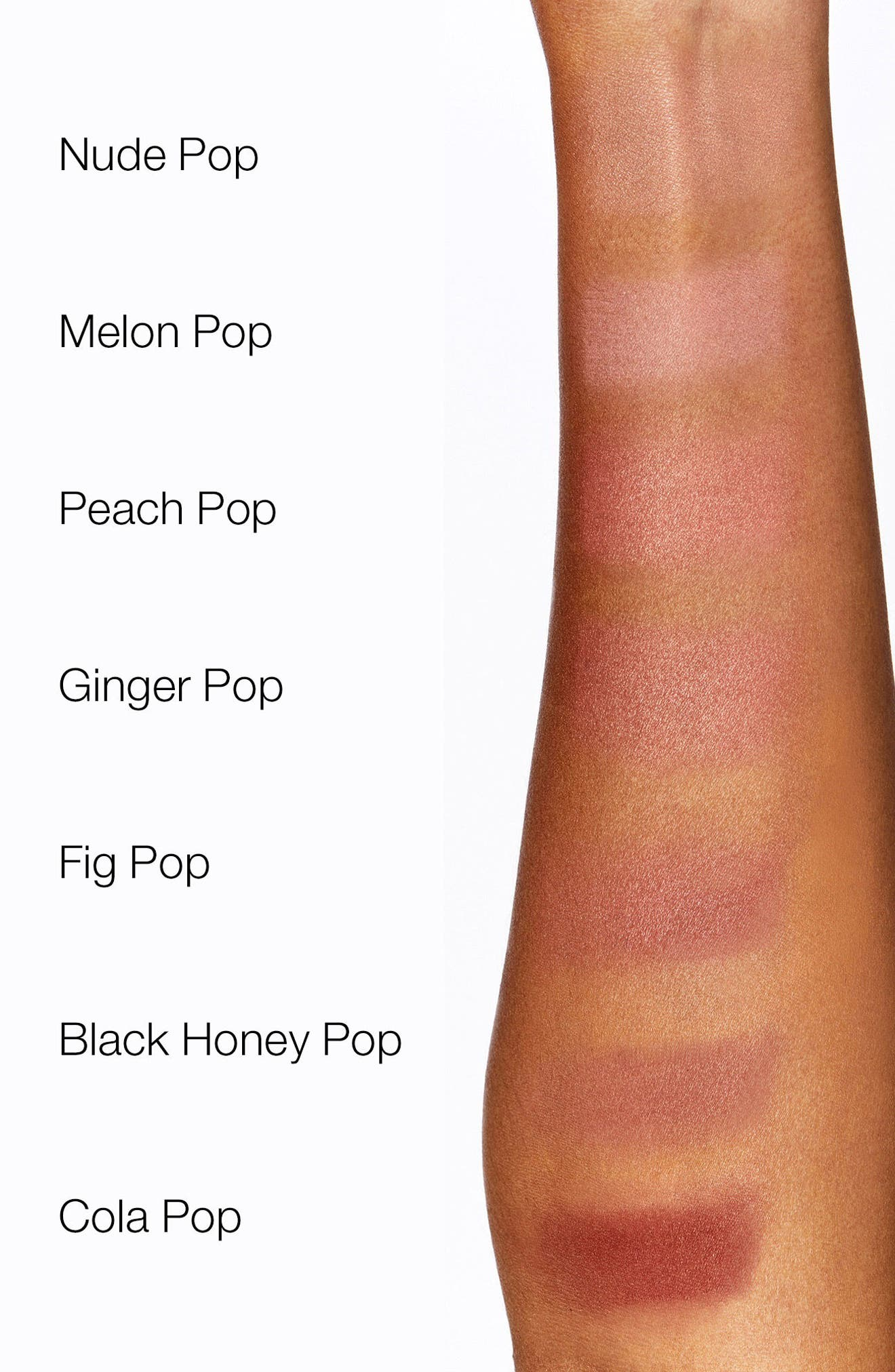 Cheek Pop Blush,                             Alternate thumbnail 5, color,                             NUDE POP