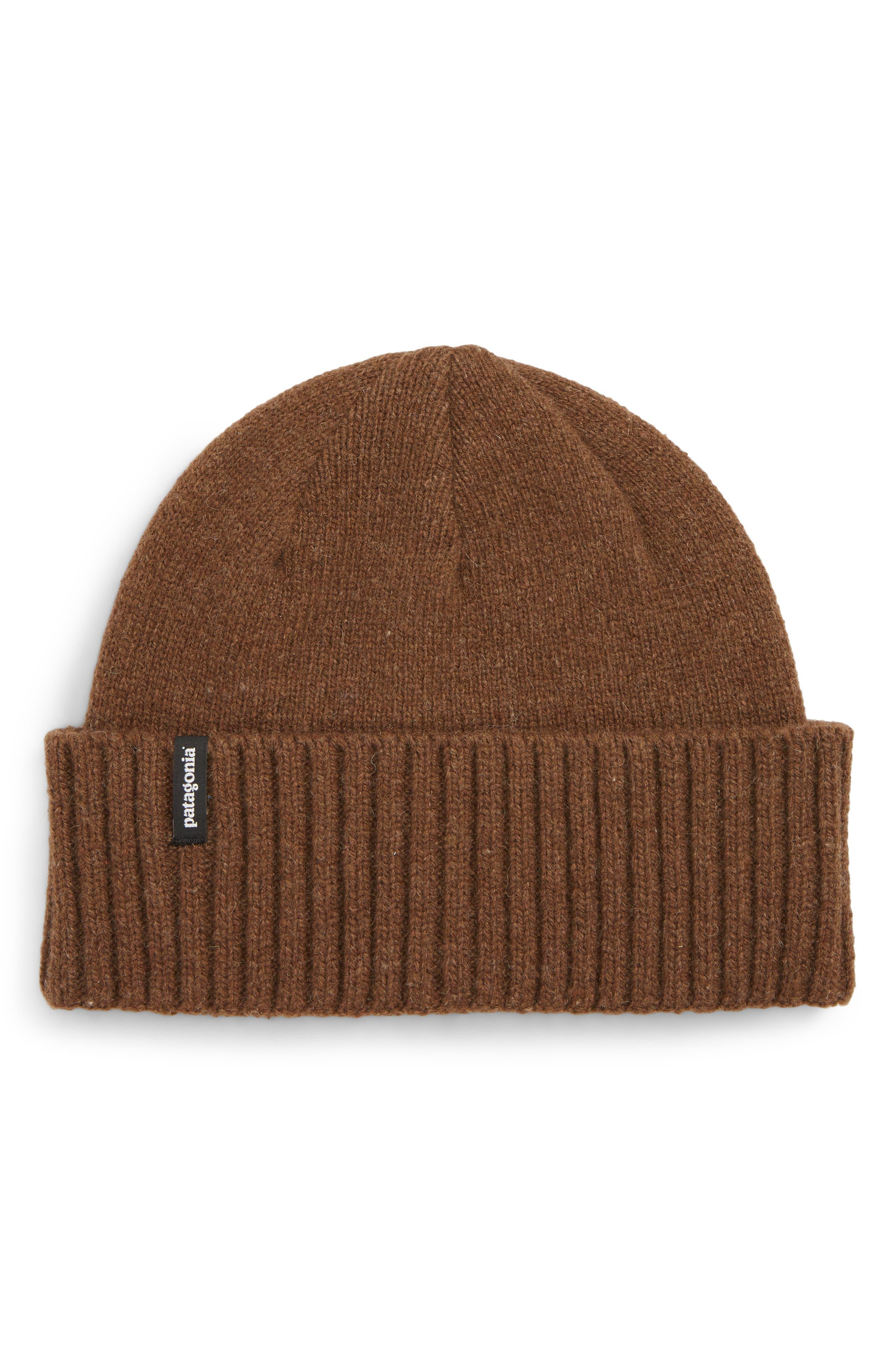 Brodeo Wool Stocking Cap,                             Main thumbnail 1, color,                             TIMBER BROWN