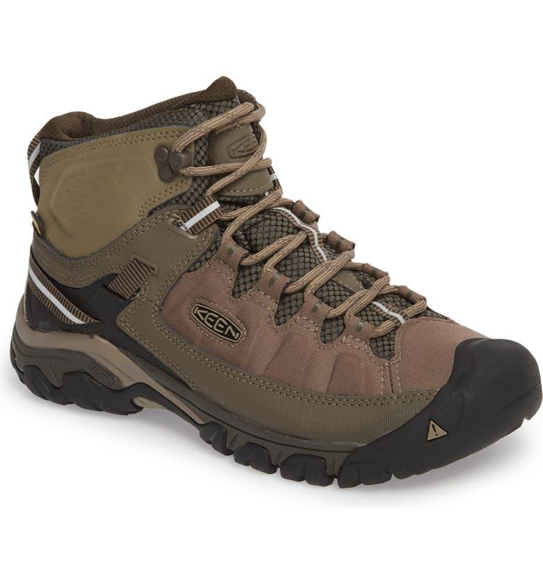 b652760db7e1 Keen Targhee EXP Mid Waterproof Hiking Boot (Men)