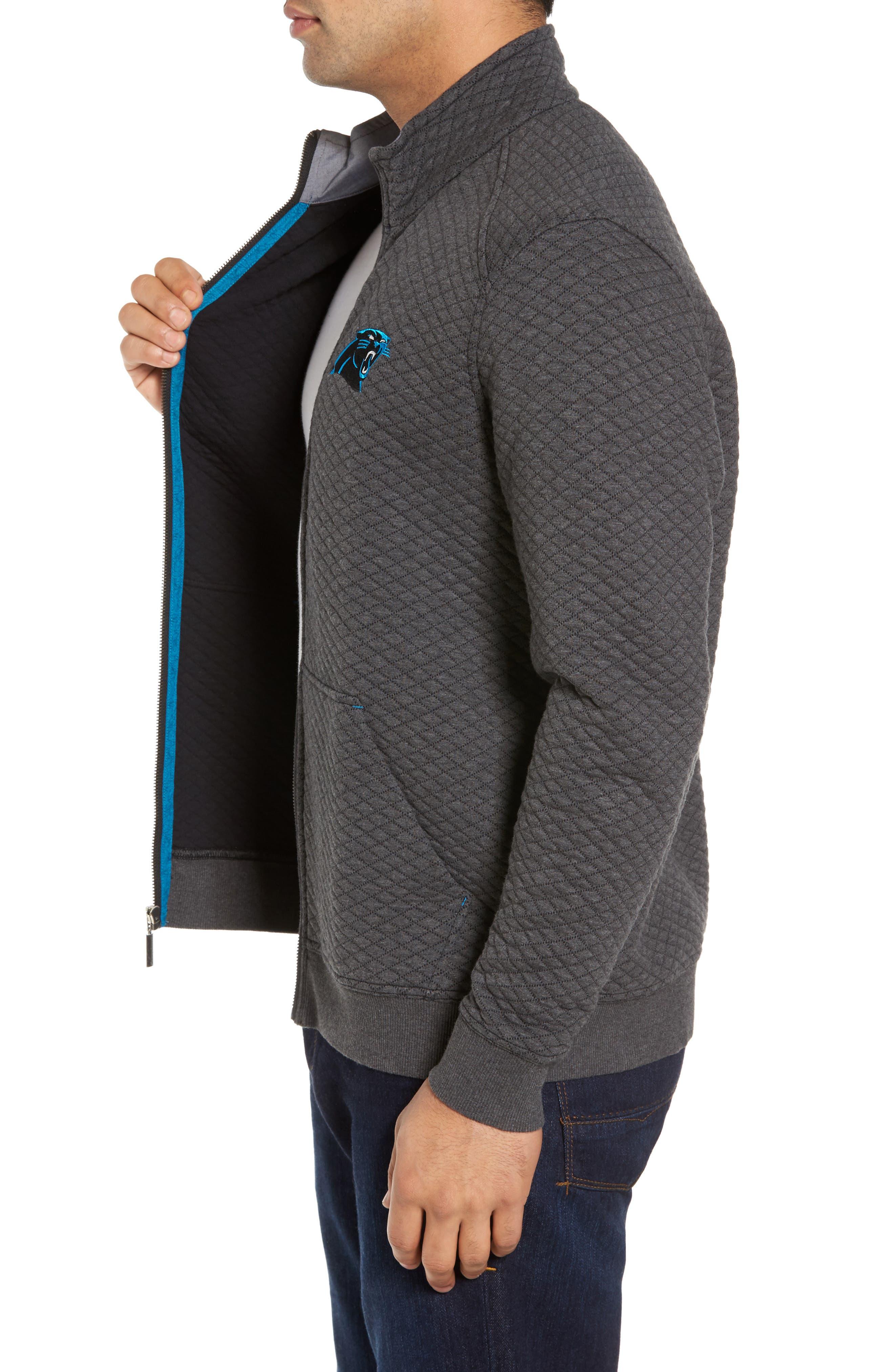 NFL Quiltessential Full Zip Sweatshirt,                             Alternate thumbnail 83, color,