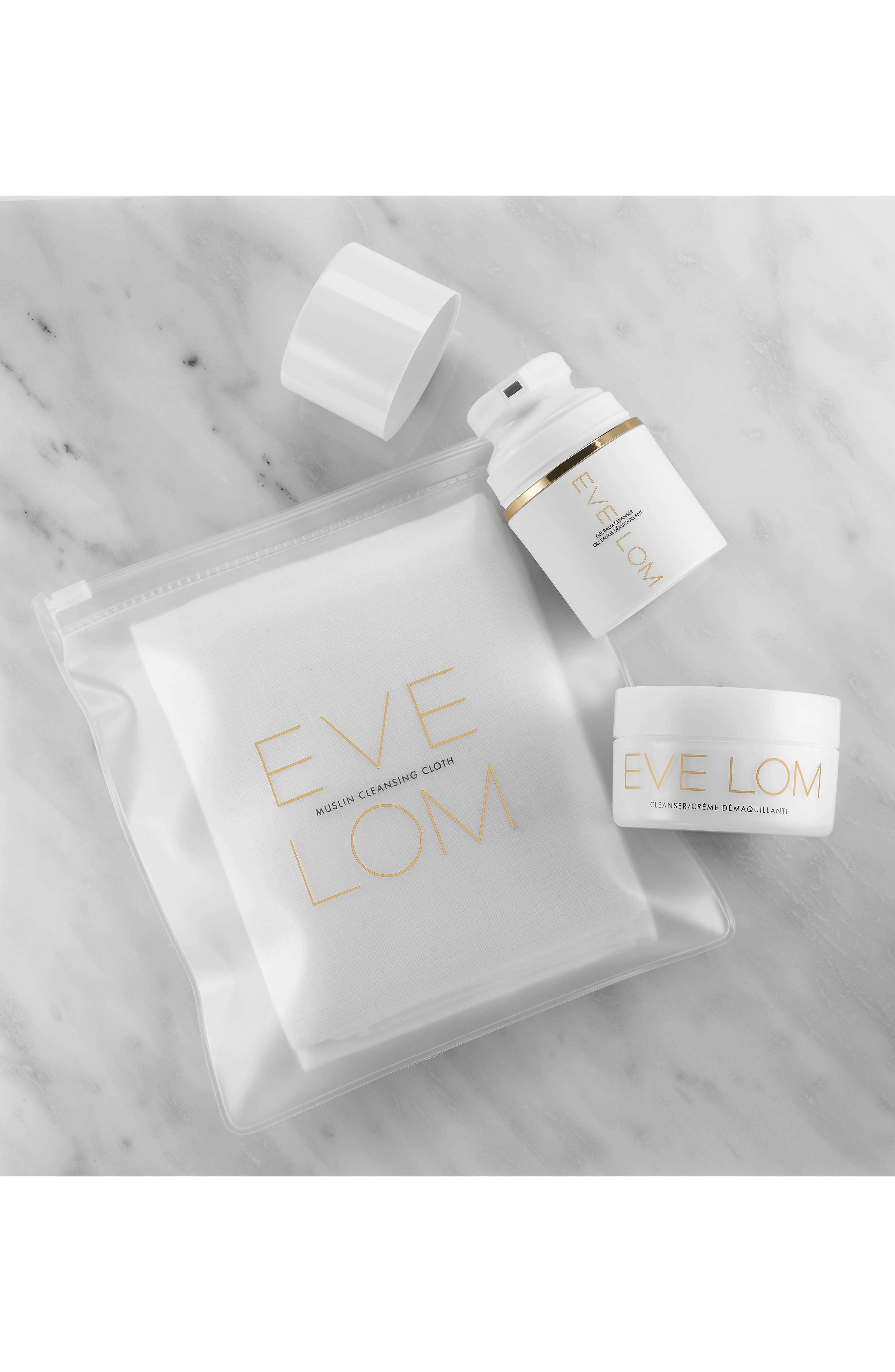 SPACE.NK.apothecary EVE LOM Ultimate Cleanse Set,                             Alternate thumbnail 2, color,                             000