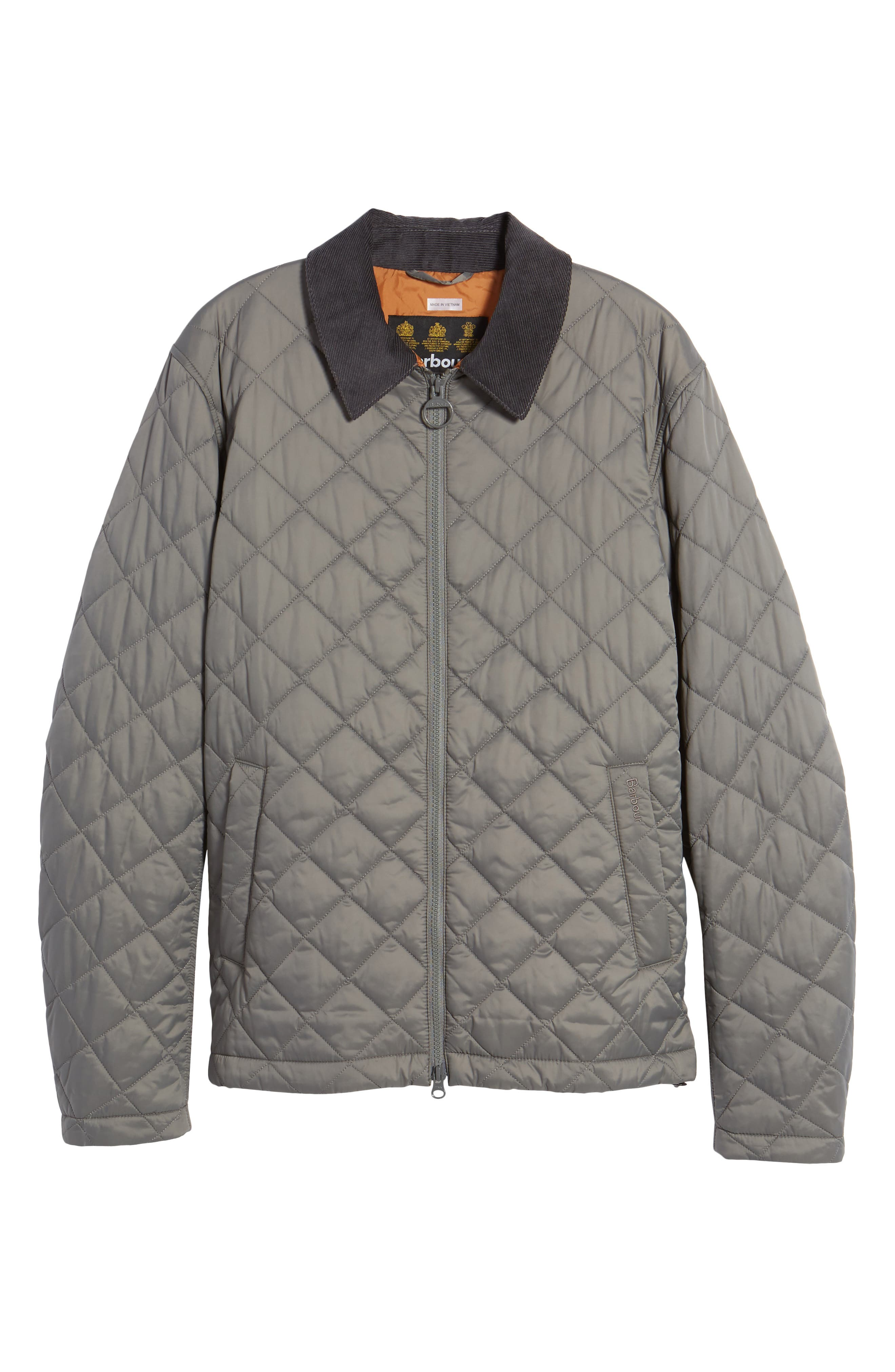 Helm Quilted Jacket,                             Alternate thumbnail 13, color,