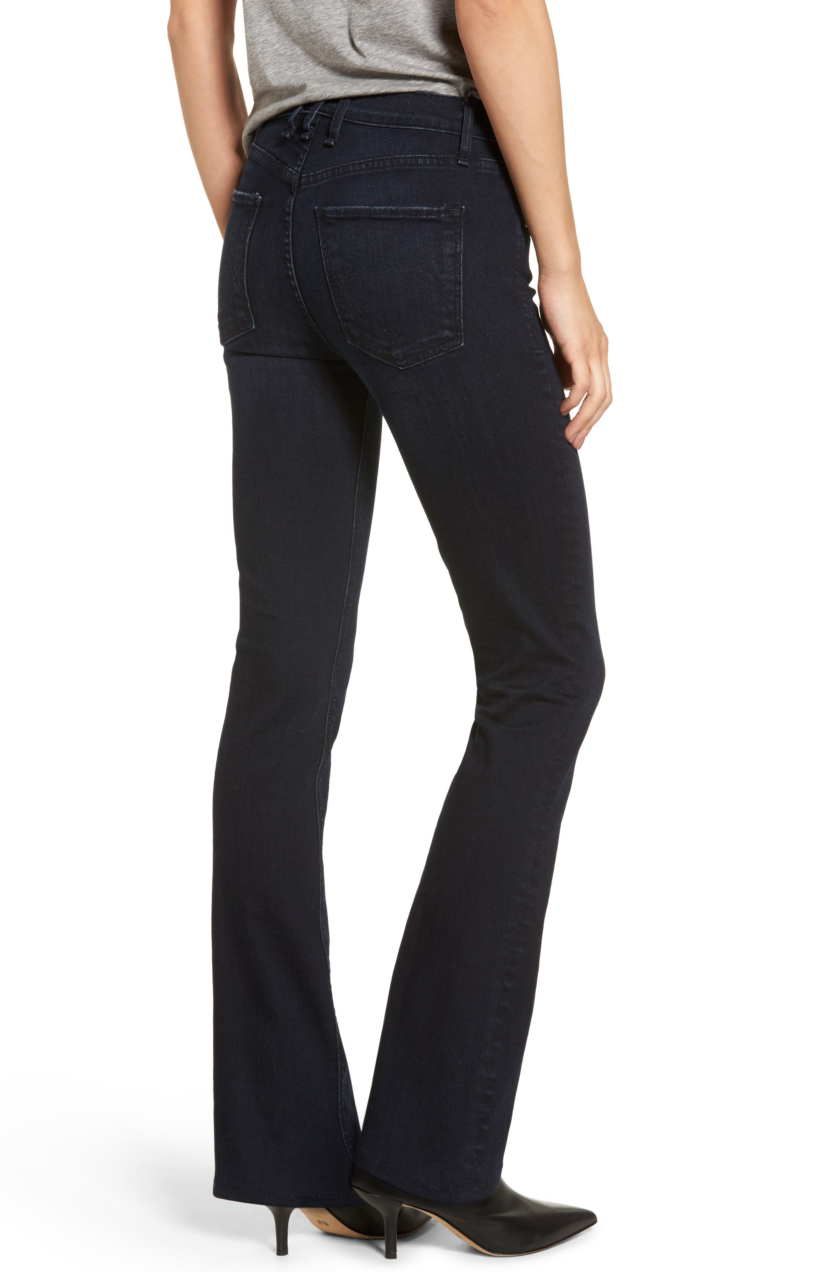 Gainsbourg Bootcut Jeans,                             Alternate thumbnail 2, color,