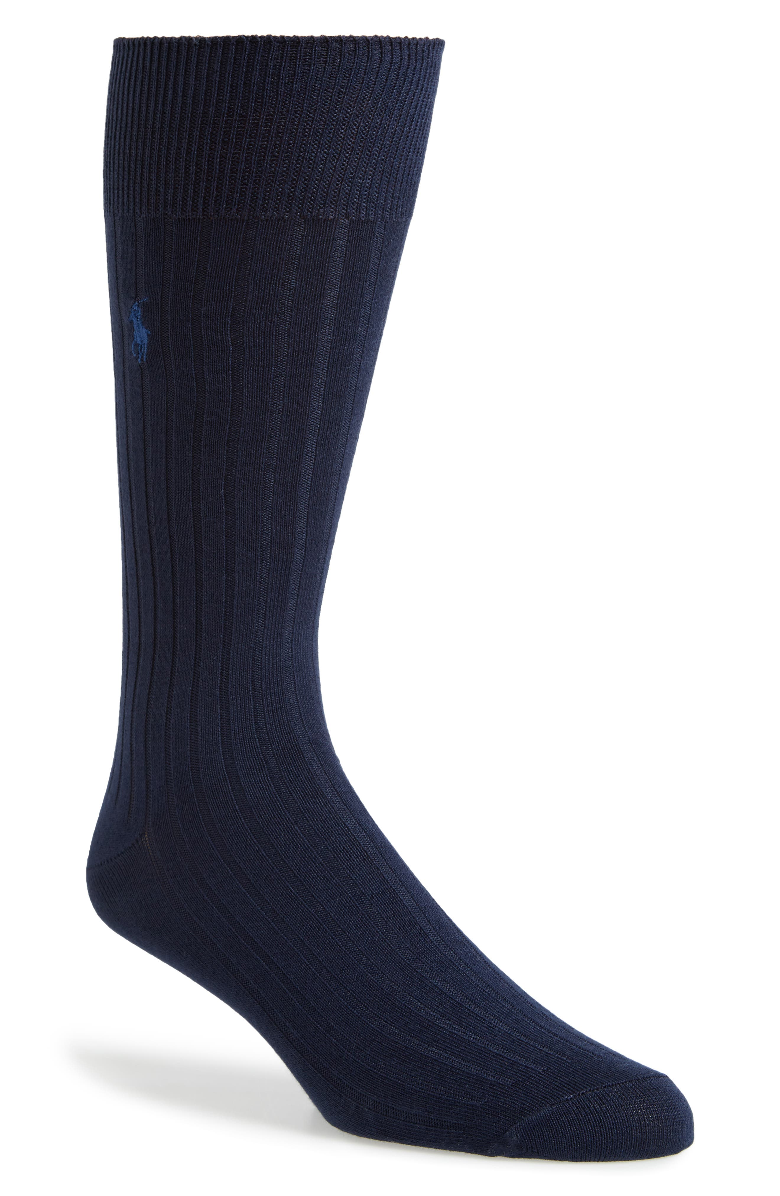 Ribbed Socks,                             Alternate thumbnail 9, color,