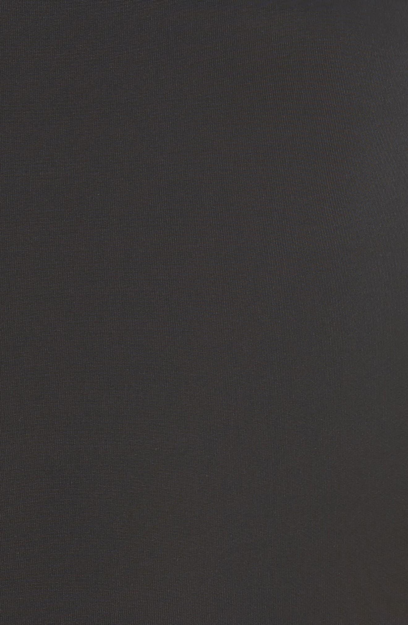 Priscilla Bodysuit,                             Alternate thumbnail 5, color,                             BLACK