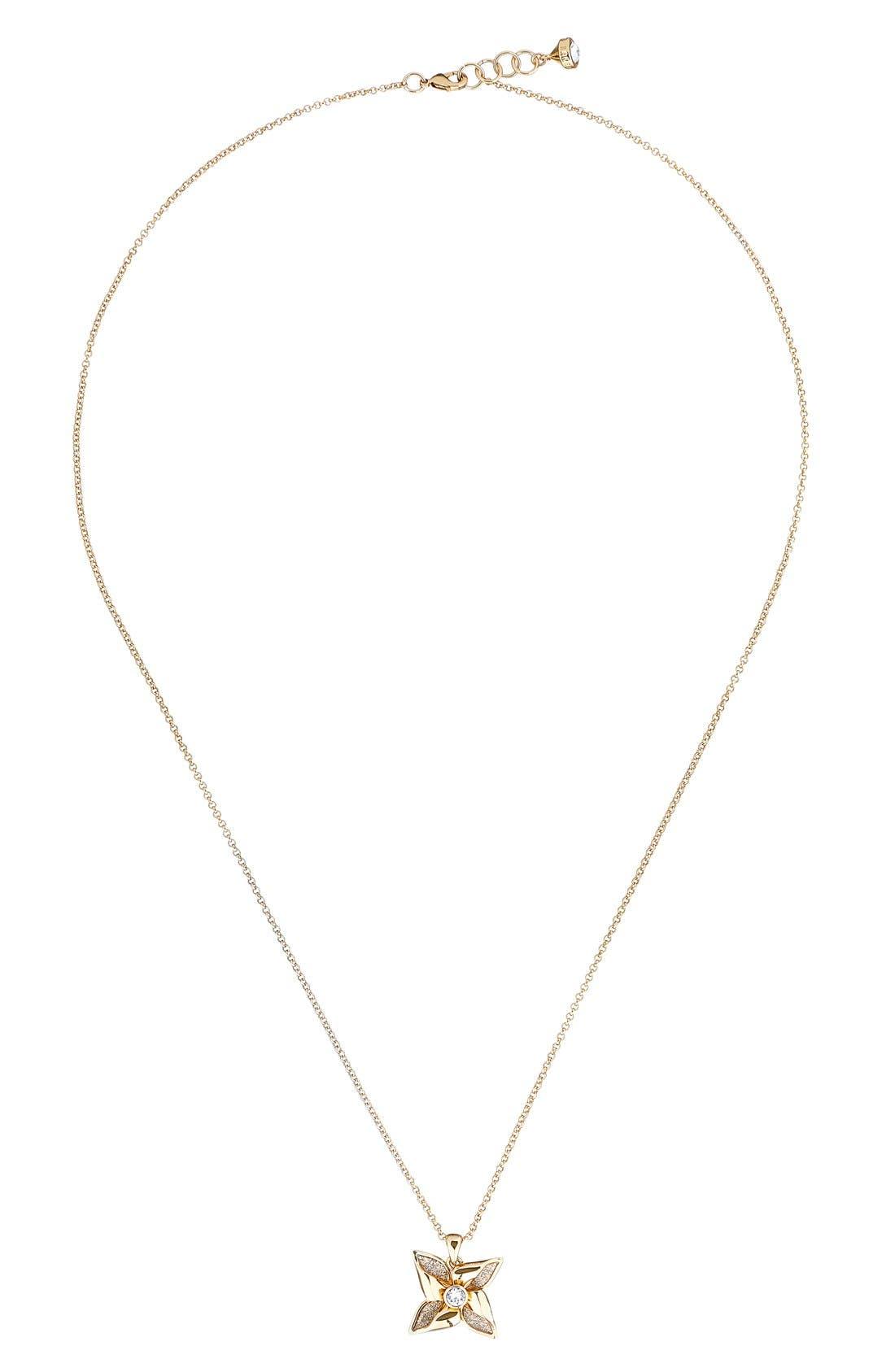 Kineta Pendant Necklace,                             Main thumbnail 4, color,