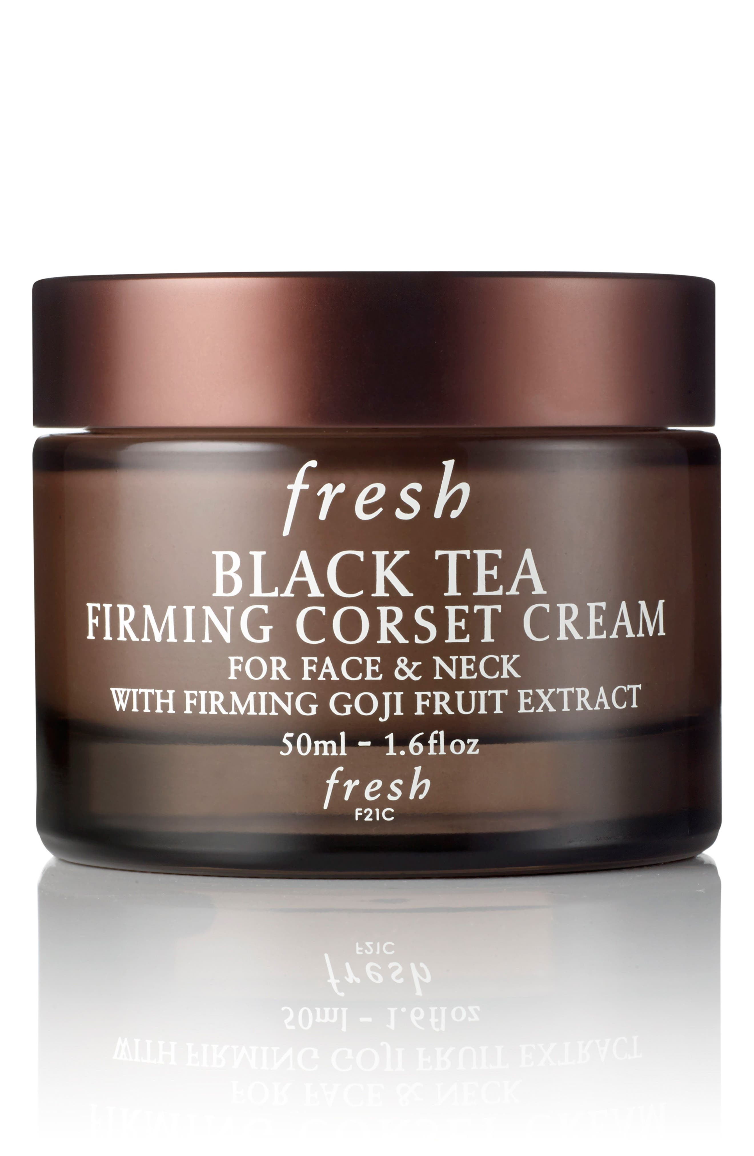 Black Tea Firming Corset Cream,                             Alternate thumbnail 2, color,                             NO COLOR