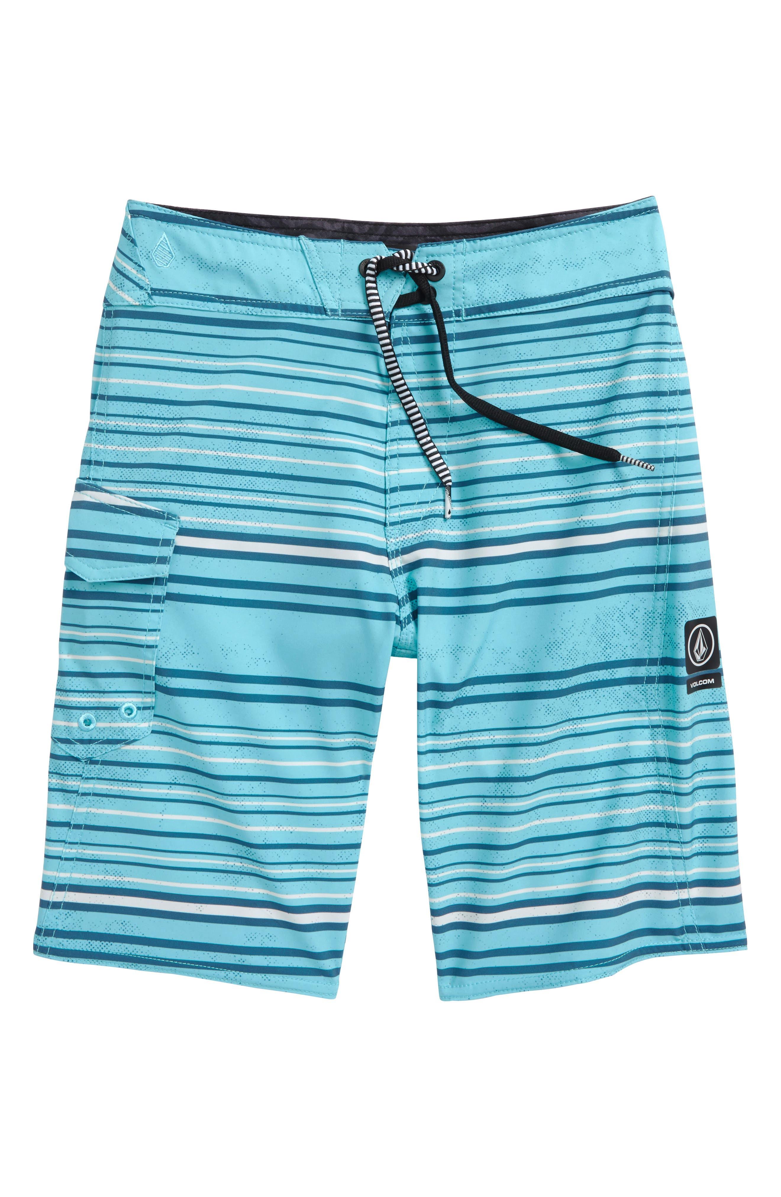 Magnetic Liney Board Shorts,                             Main thumbnail 1, color,                             440