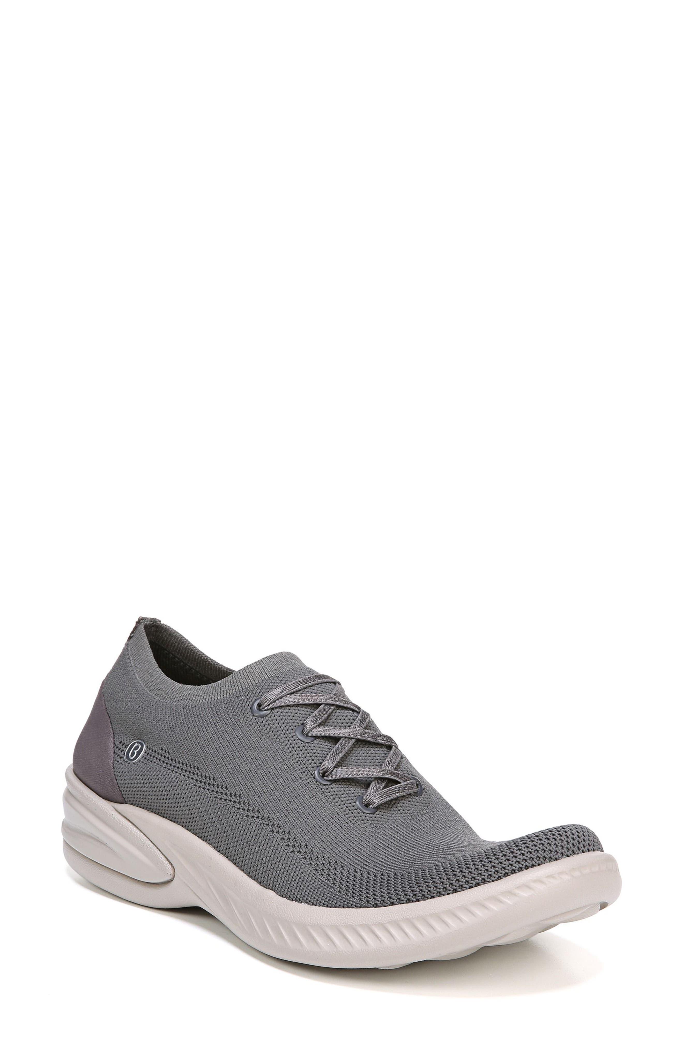Nuance Slip-On Sneaker 9Women), Main, color, GREY FABRIC