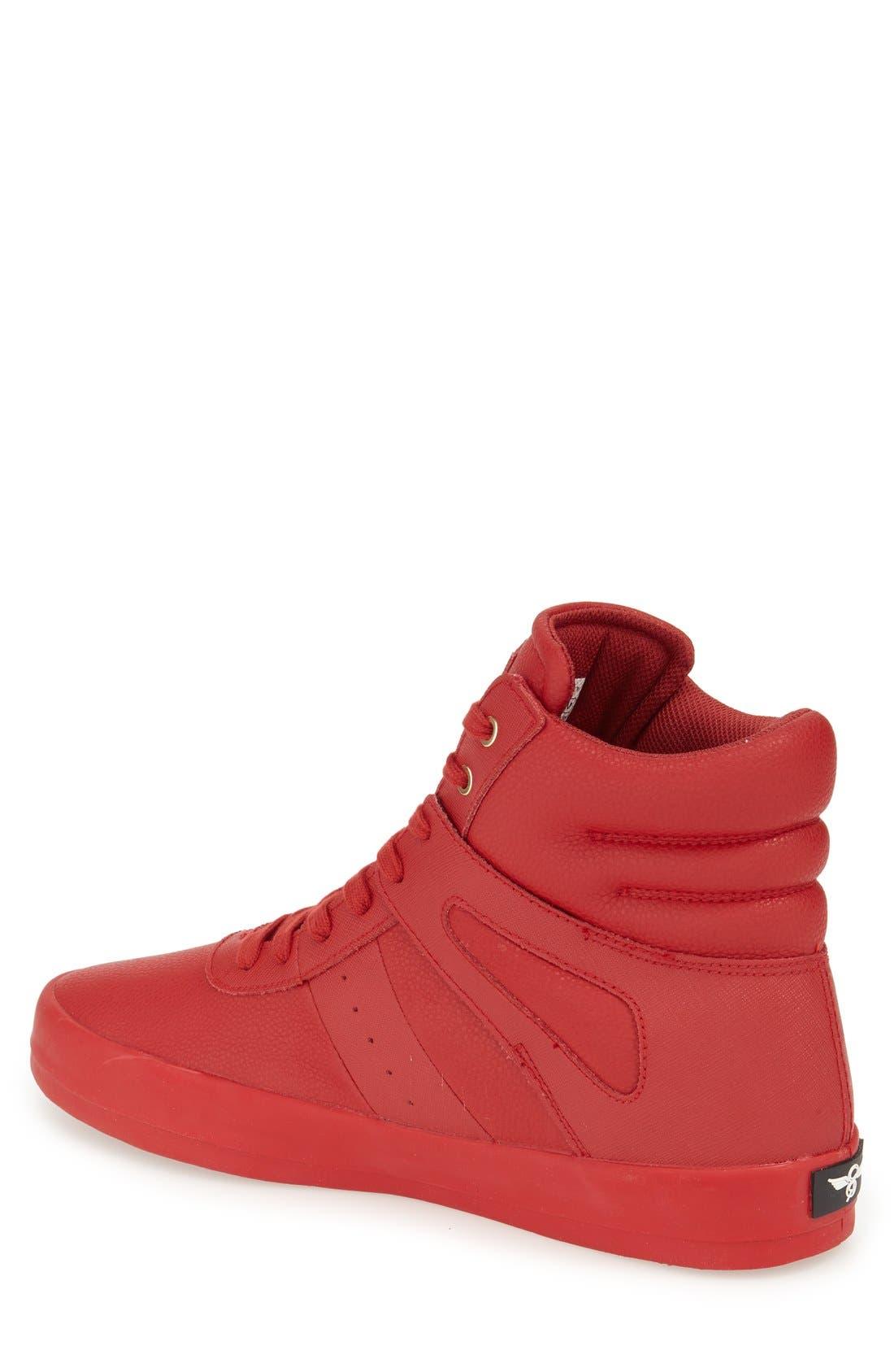 'Moretti' Sneaker,                             Alternate thumbnail 8, color,