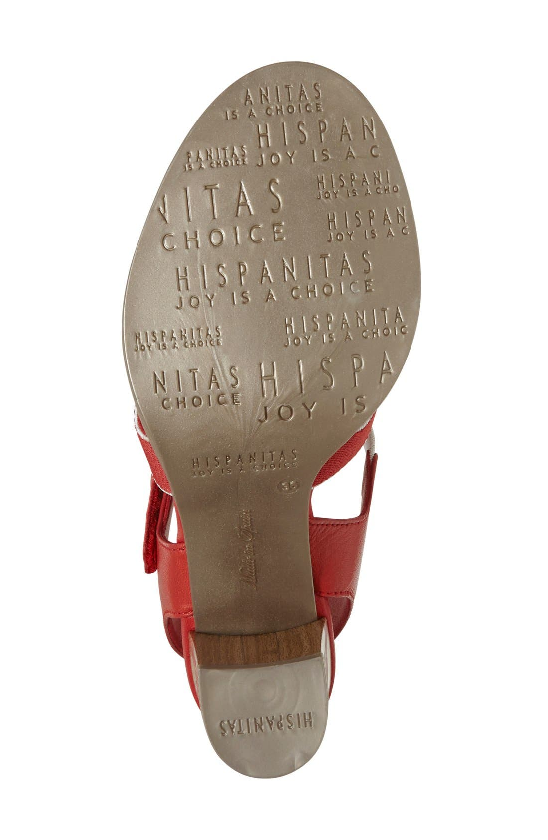 'Matchless' Sandal,                             Alternate thumbnail 8, color,