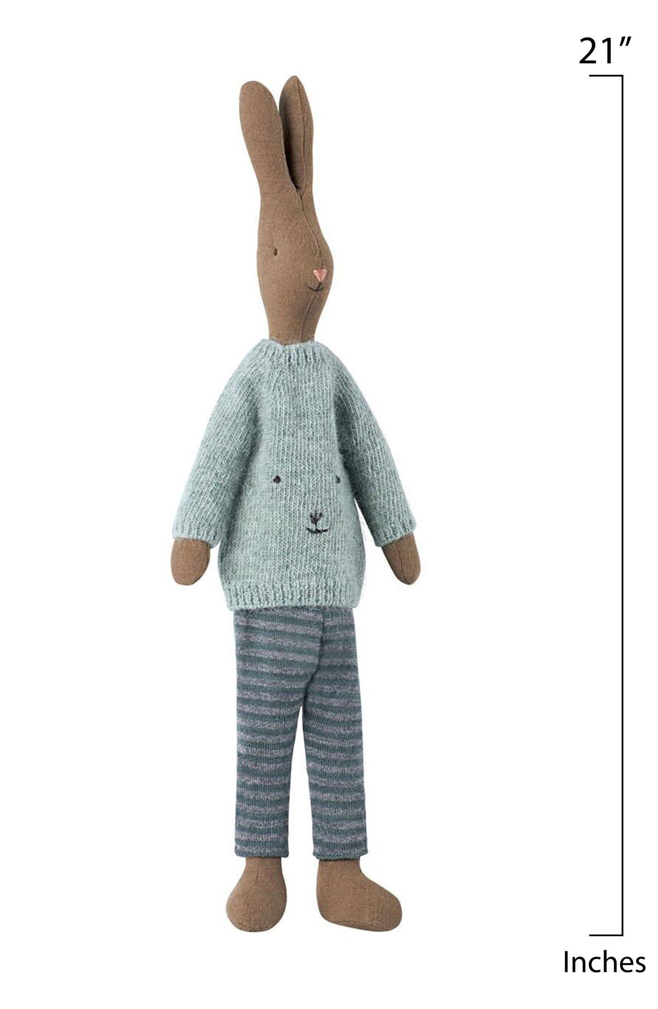 Linus Rabbit Stuffed Animal,                             Alternate thumbnail 2, color,                             MULTI
