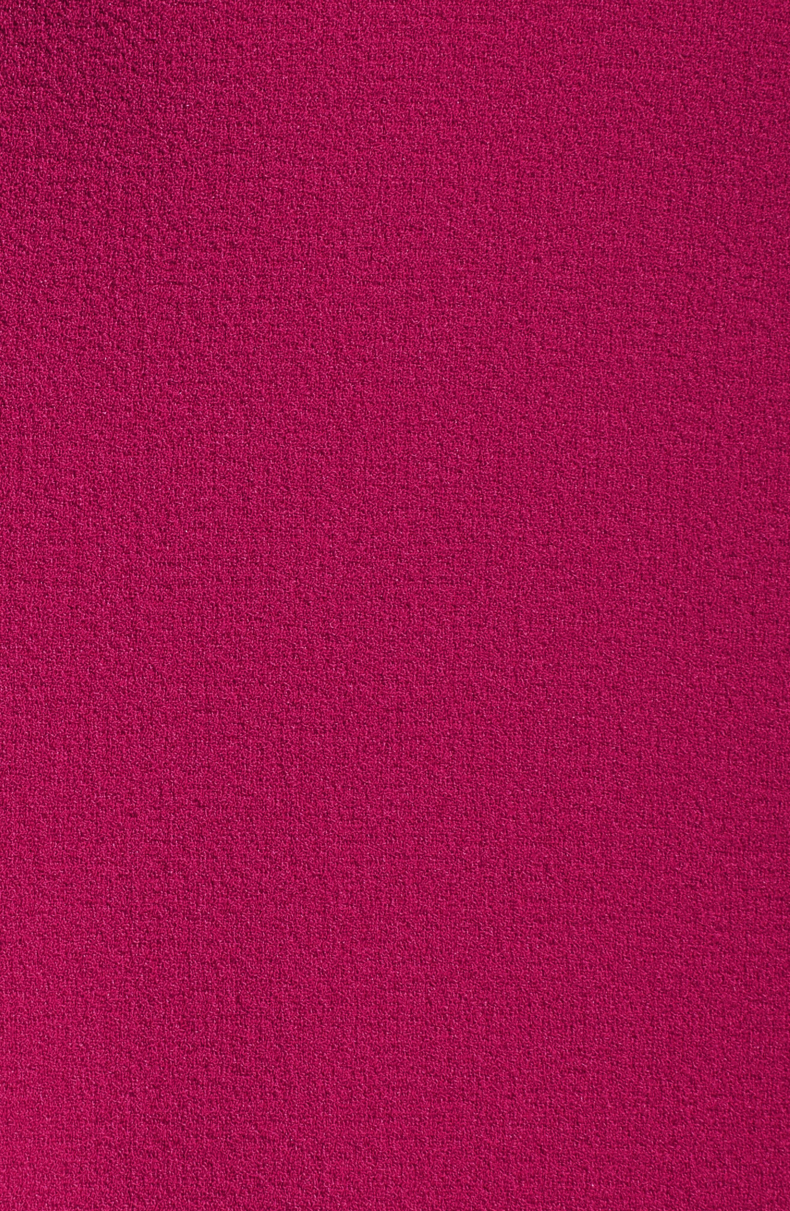 Seamed Sheath Dress,                             Alternate thumbnail 6, color,