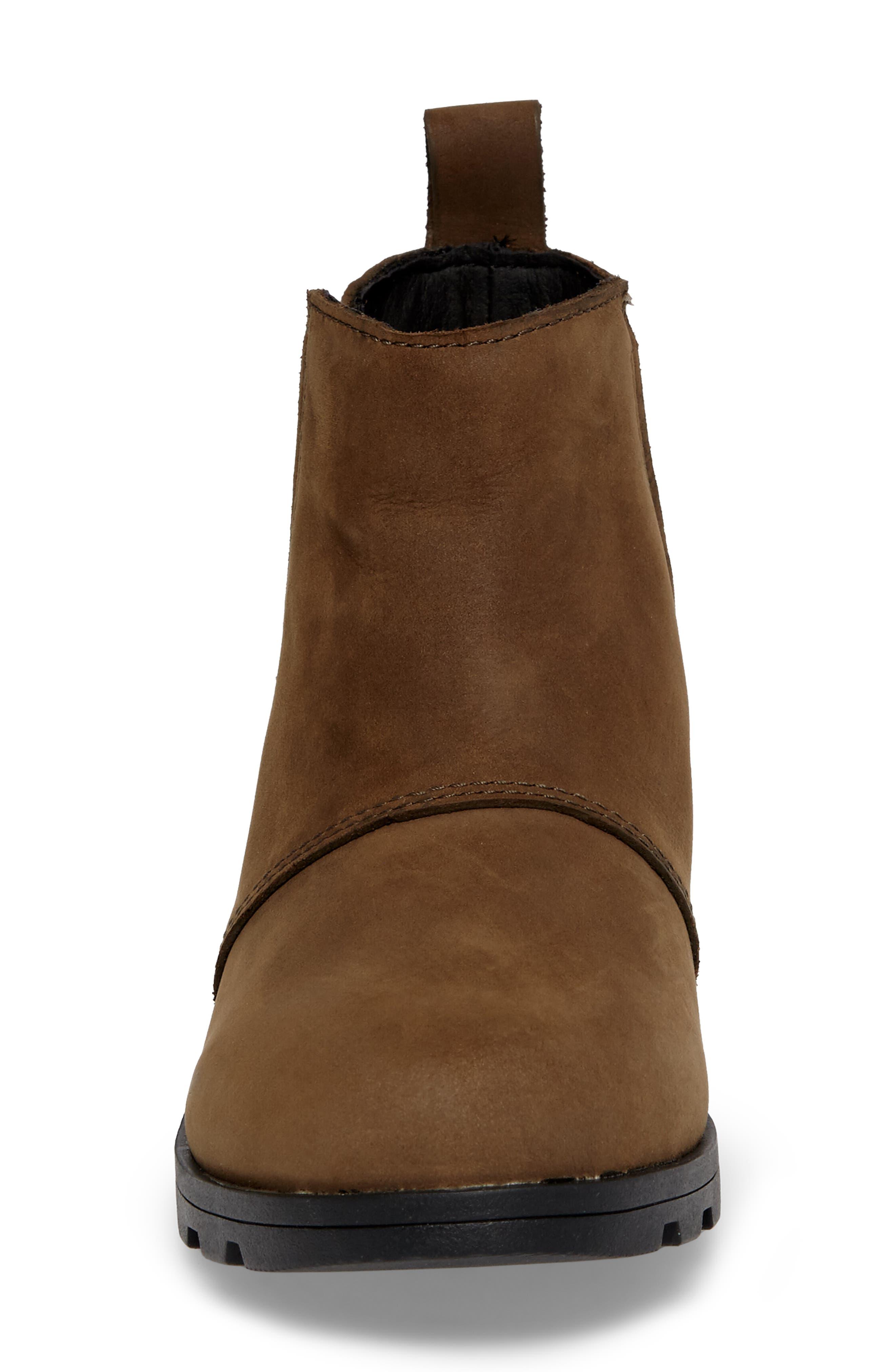 Emelie Waterproof Chelsea Boot,                             Alternate thumbnail 16, color,