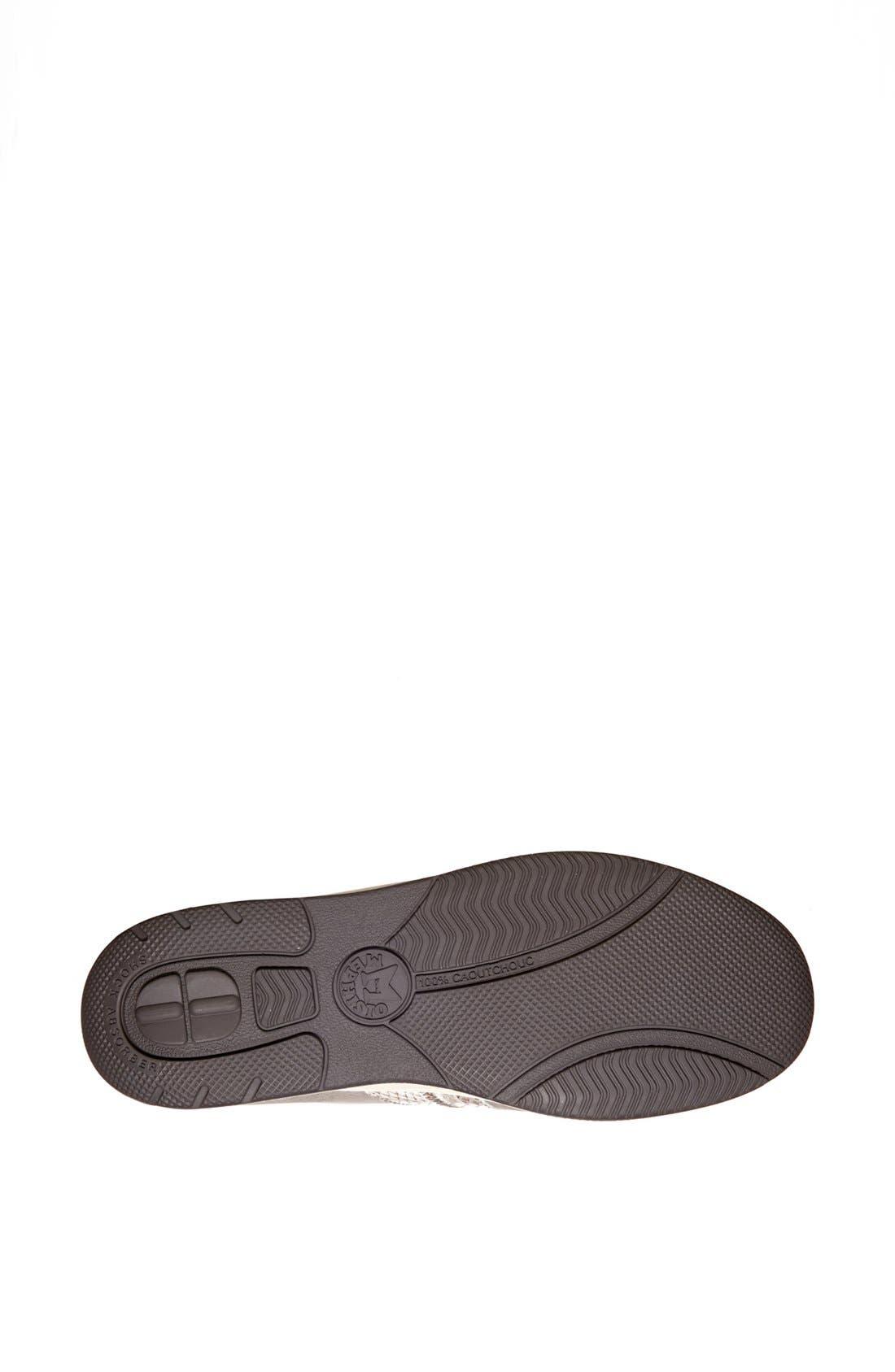 Laser Perforated Walking Shoe,                             Alternate thumbnail 26, color,