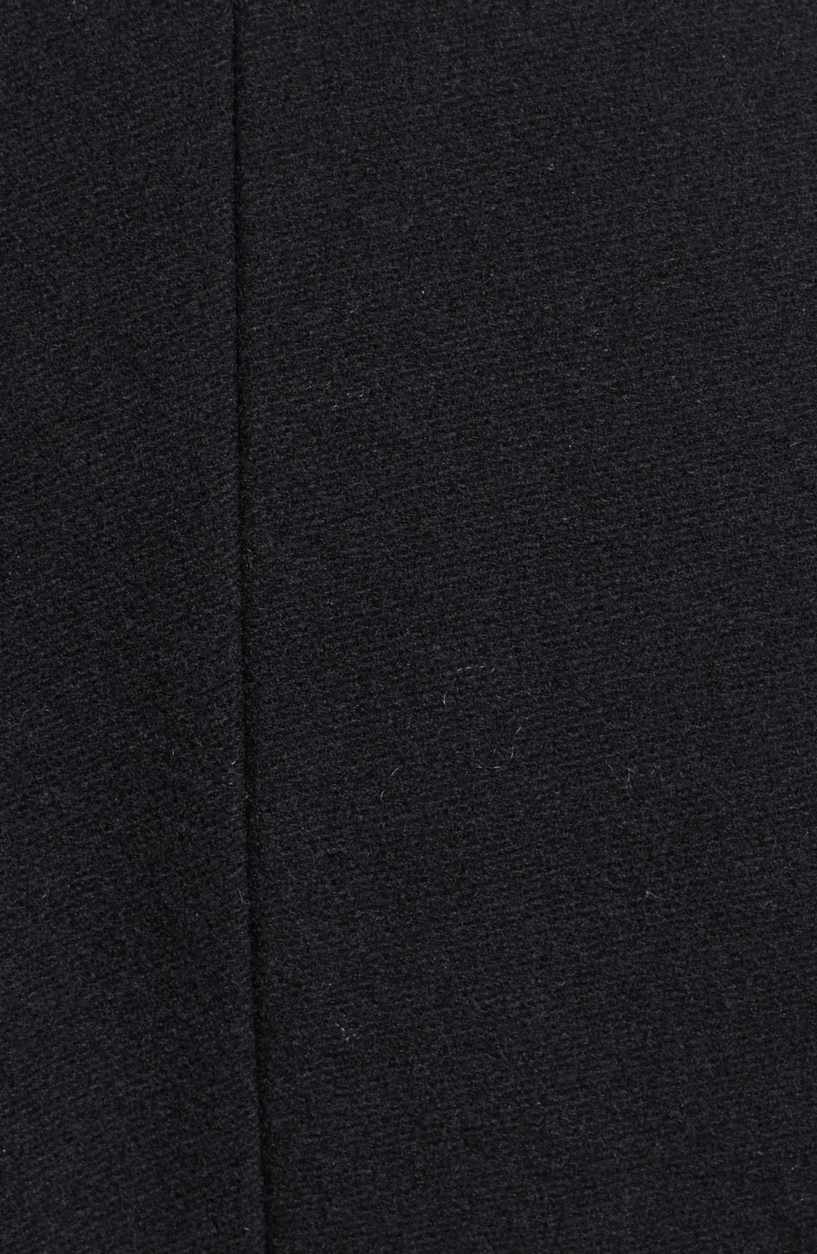Alvingham Wool Blend Jacket,                             Alternate thumbnail 7, color,                             001