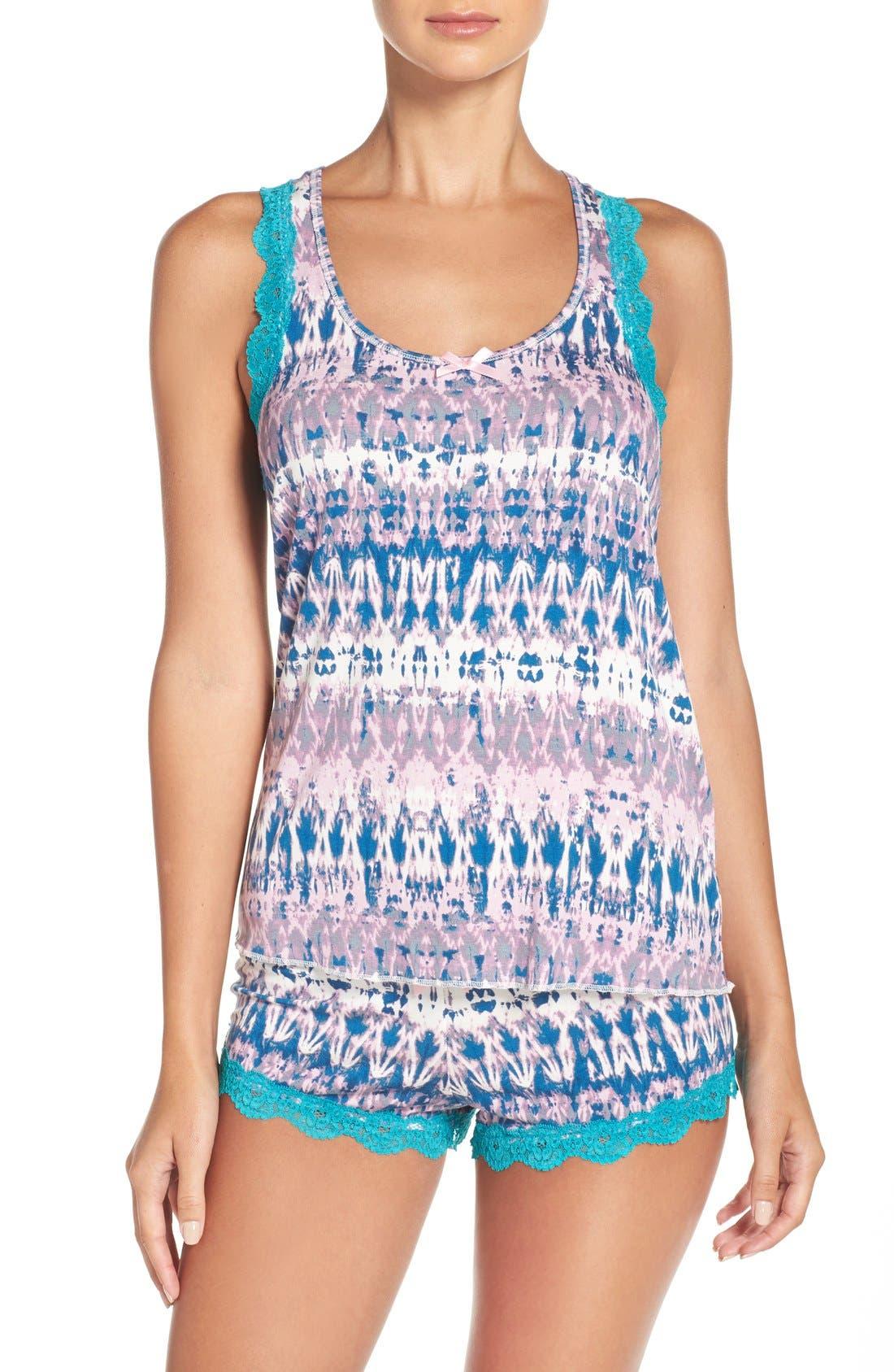 All Amercian Short Pajamas,                             Main thumbnail 18, color,