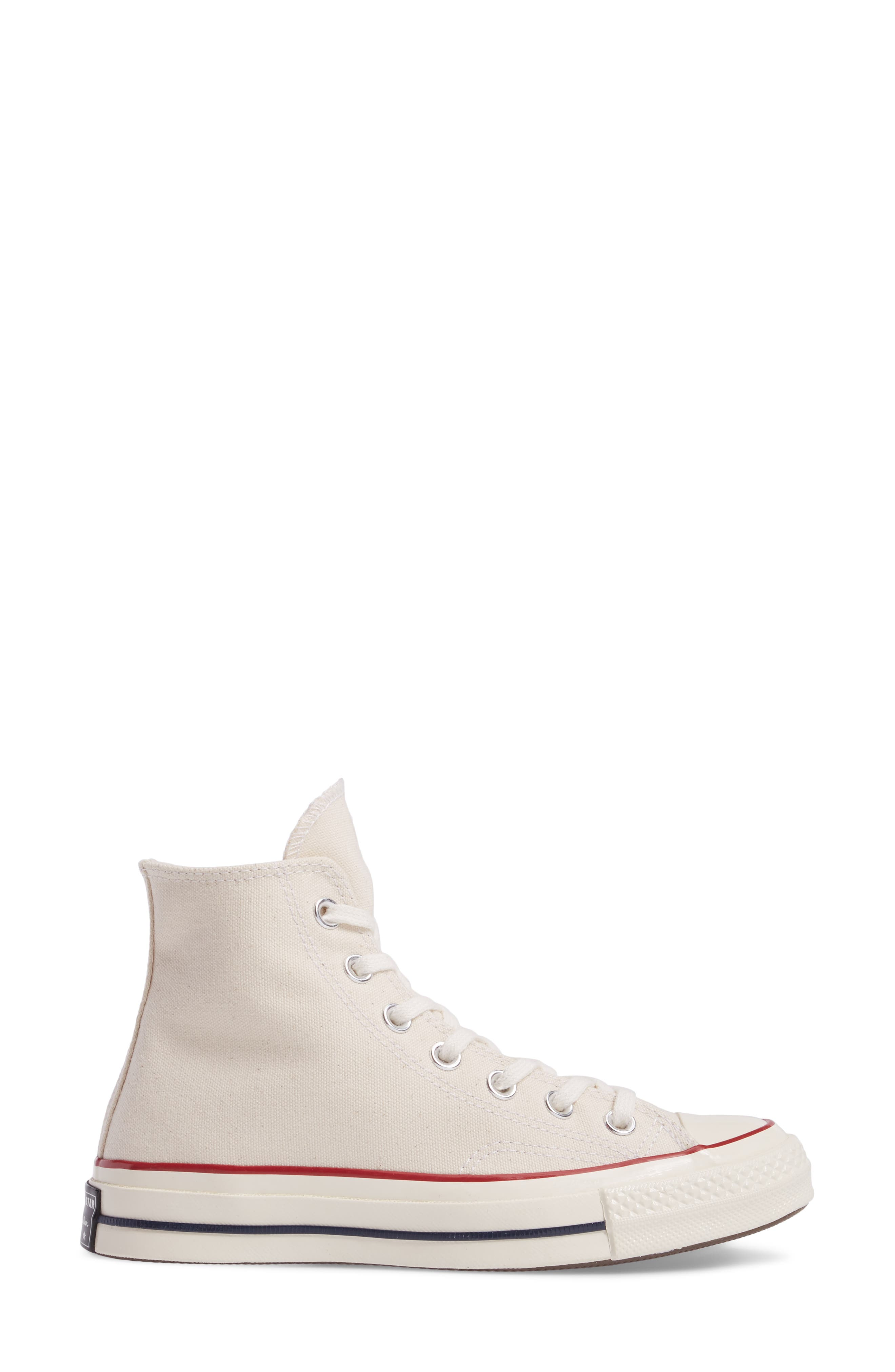 Chuck Taylor<sup>®</sup> All Star<sup>®</sup> '70 High Top Sneaker,                             Alternate thumbnail 3, color,                             PARCHMENT
