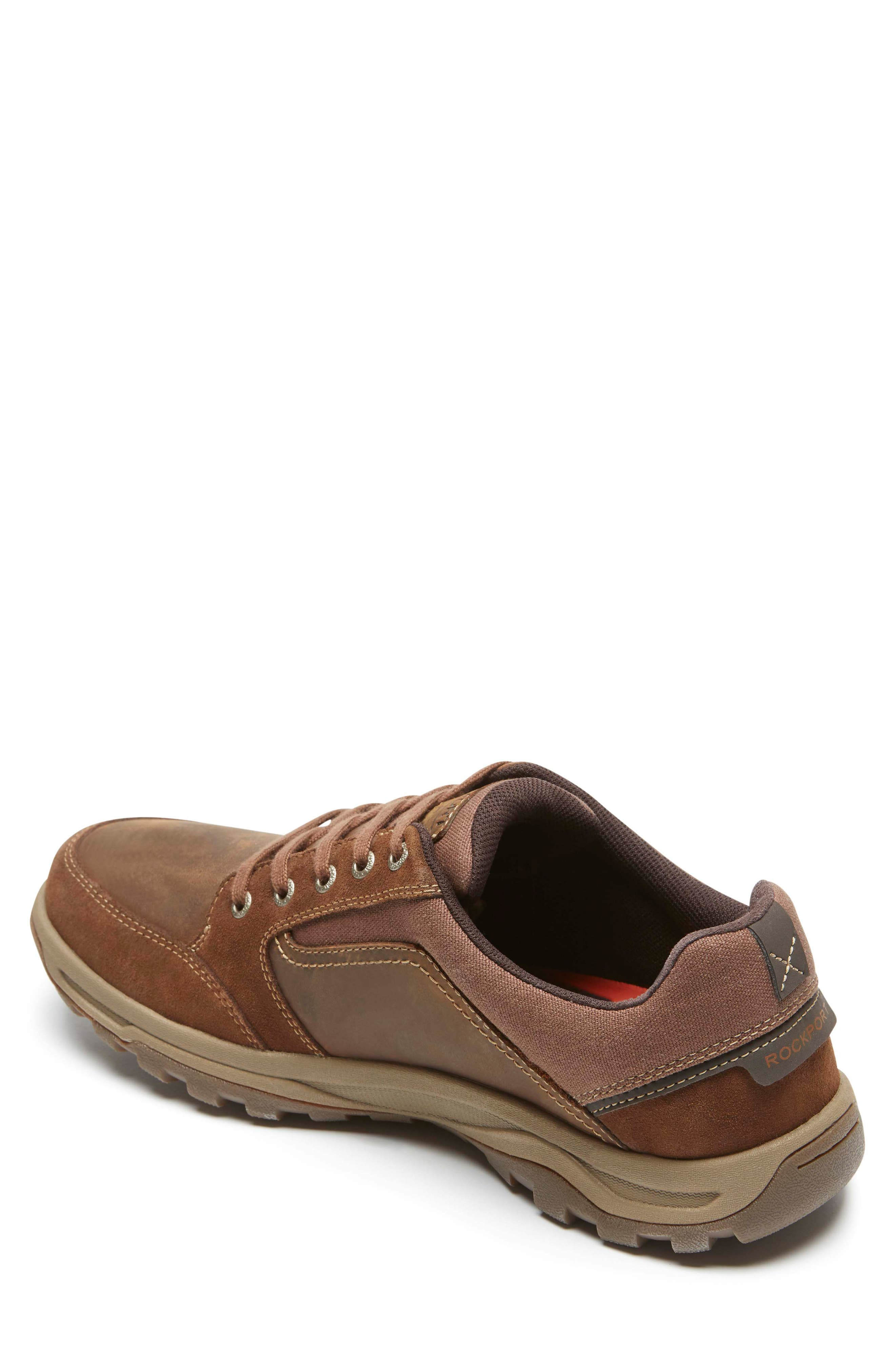 Harlee Waterproof Sneaker,                             Alternate thumbnail 2, color,                             TAN LEATHER