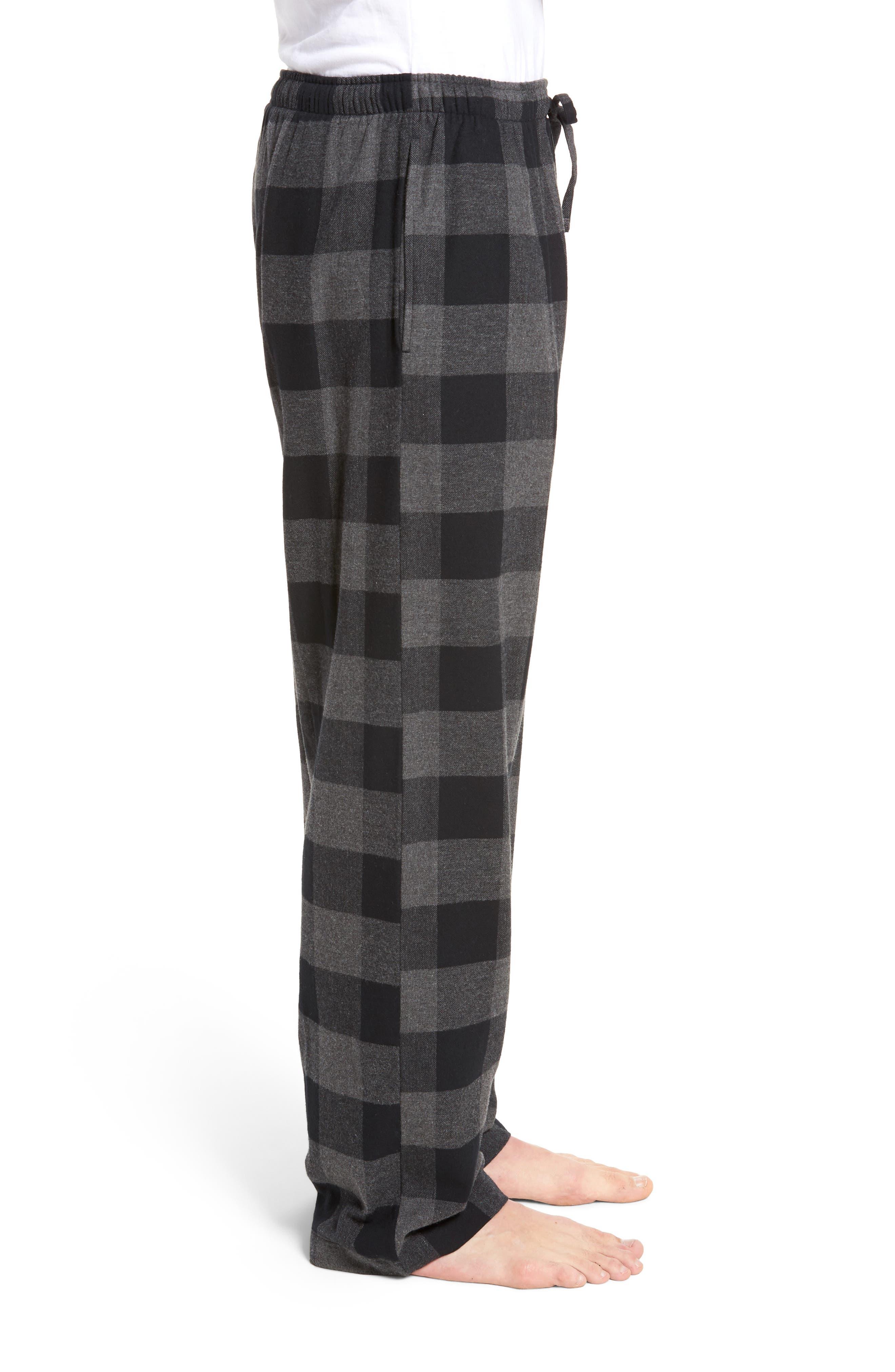 Flannel Pajama Pants,                             Alternate thumbnail 29, color,
