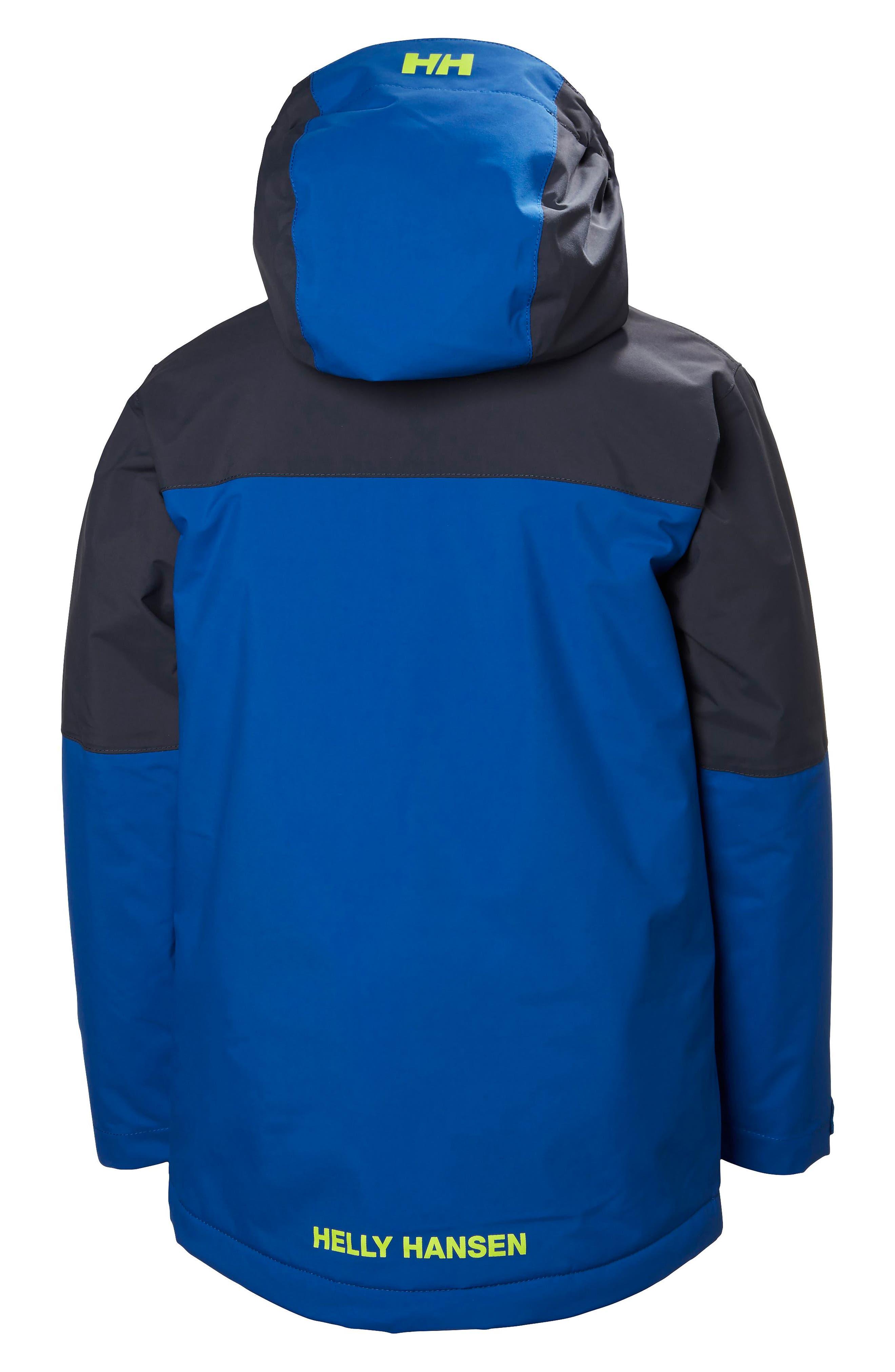 'Progress' Waterproof Hooded Jacket,                             Alternate thumbnail 2, color,                             403