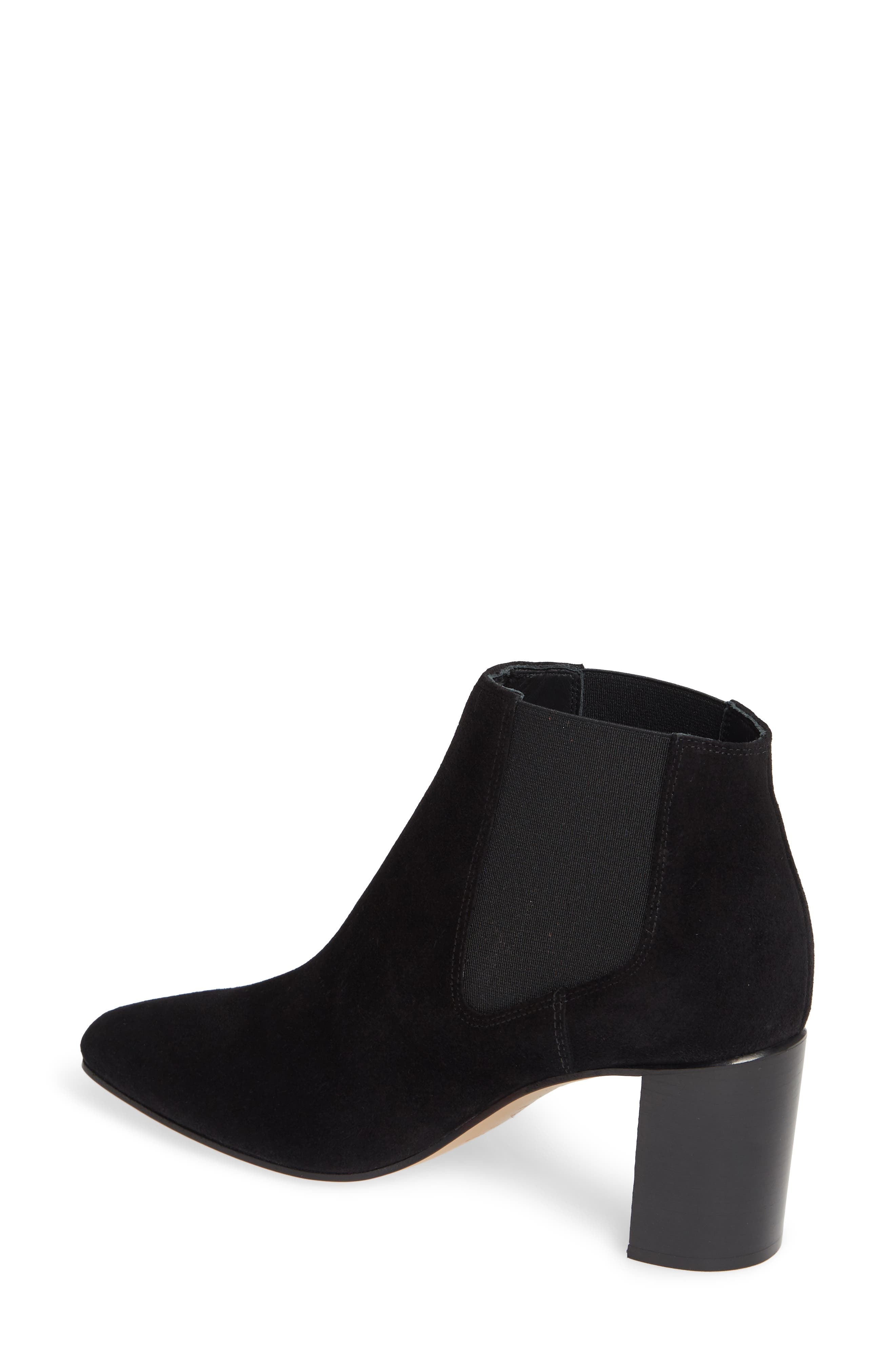 Asleen Boot,                             Alternate thumbnail 2, color,                             BLACK SUEDE