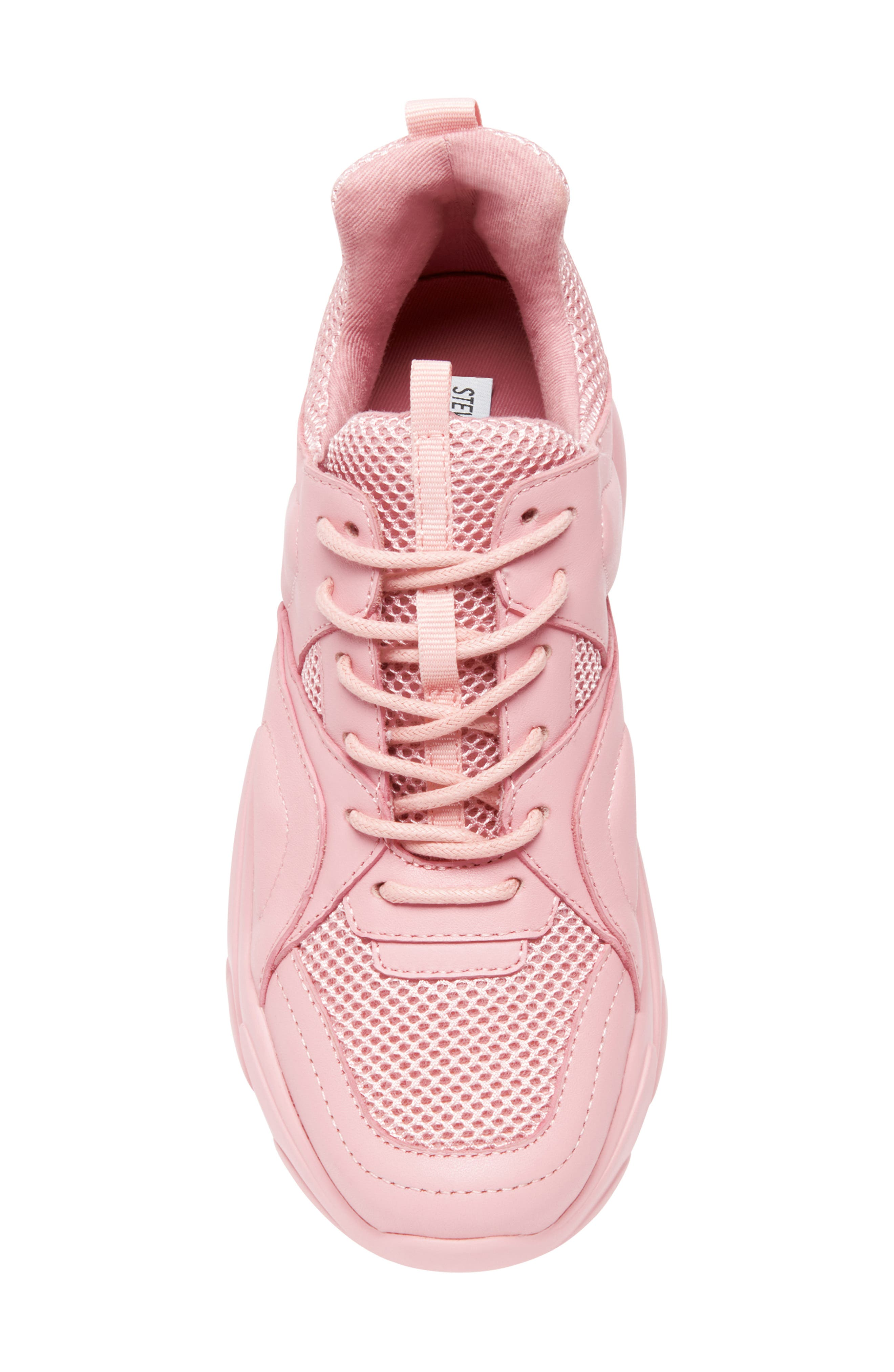 Movement Sneaker,                             Alternate thumbnail 5, color,                             PINK LEATHER