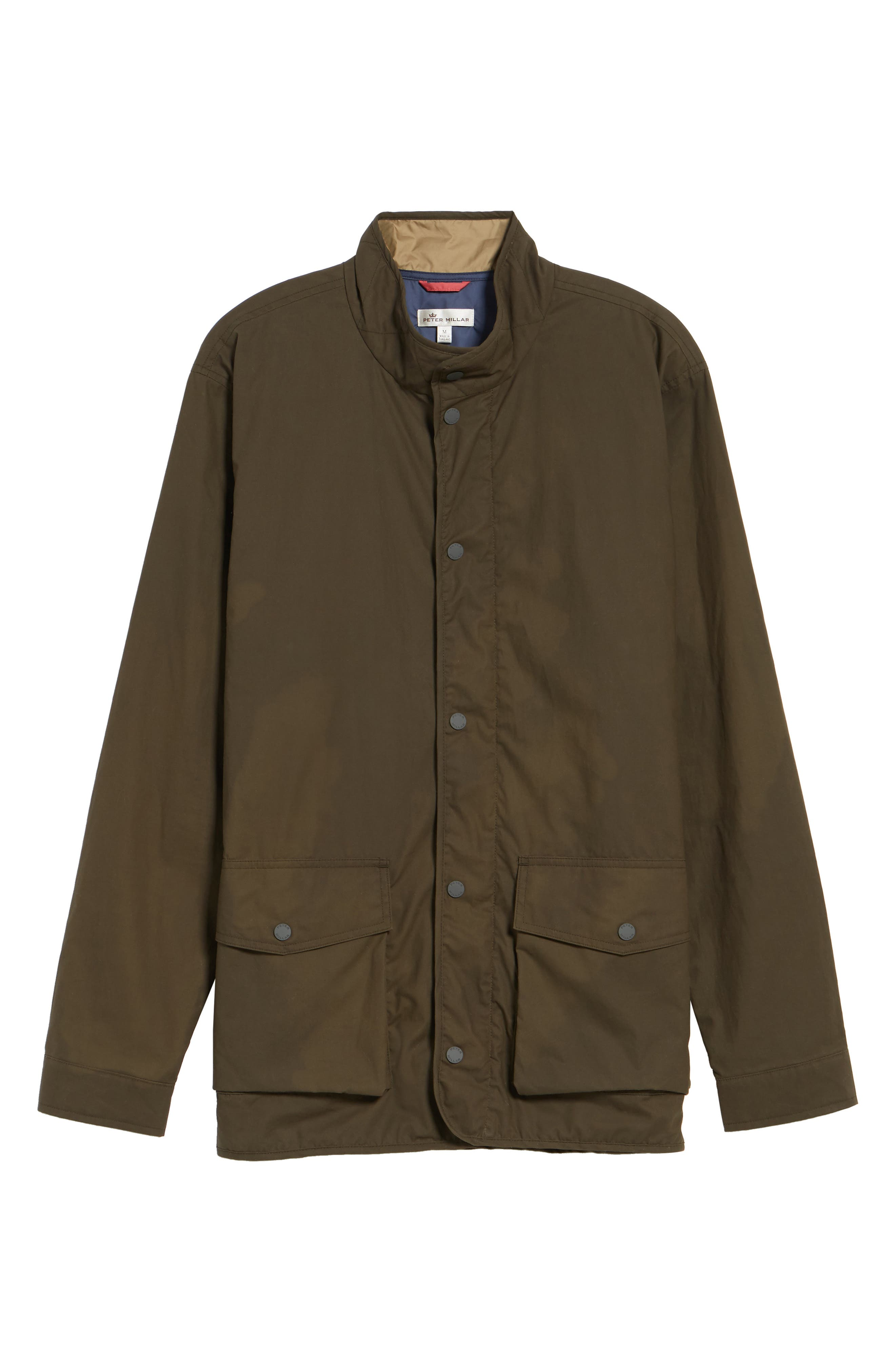 Harrison Wine Country Field Jacket,                             Alternate thumbnail 5, color,                             391