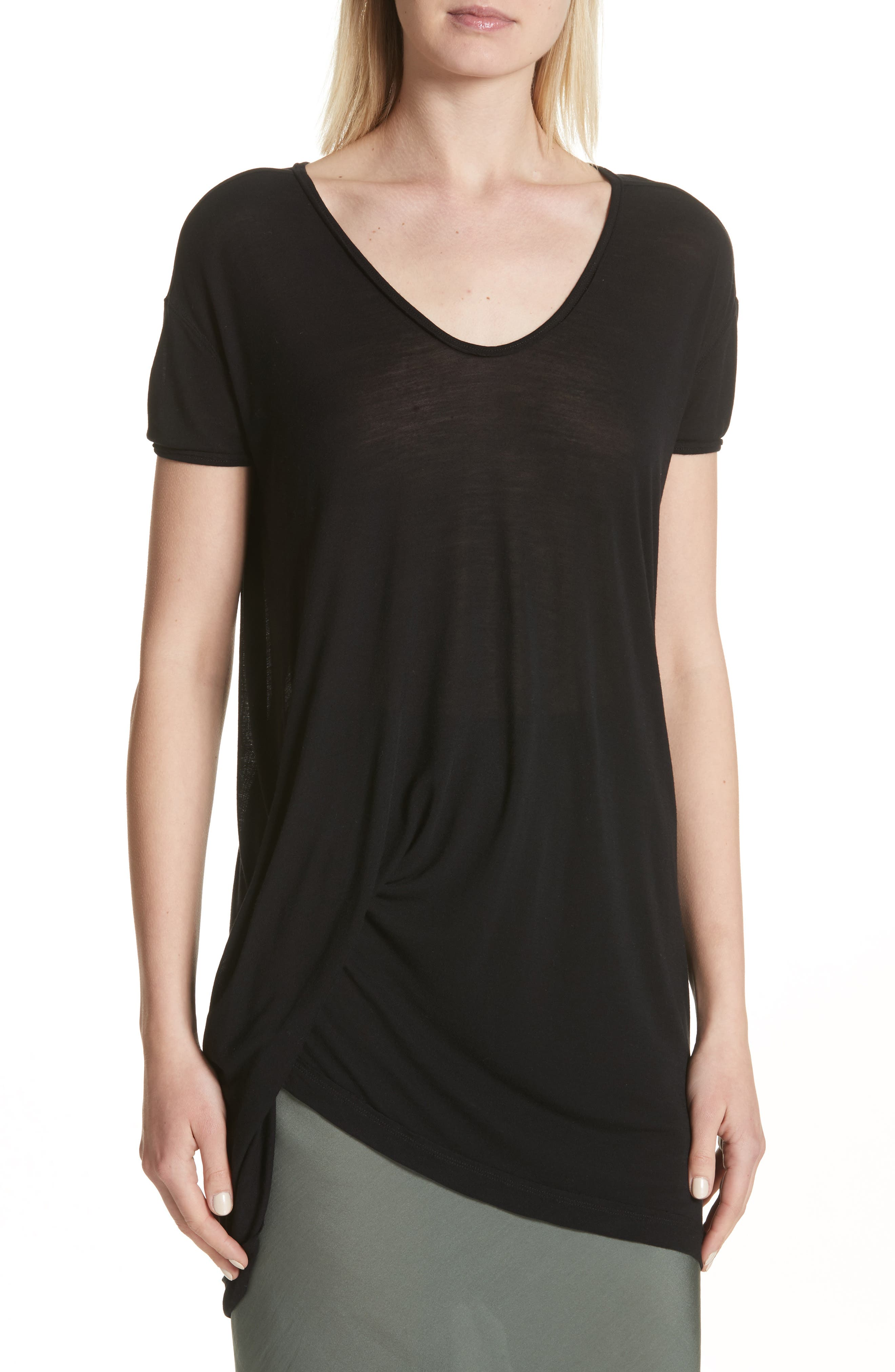 Sheer Tee,                             Alternate thumbnail 7, color,